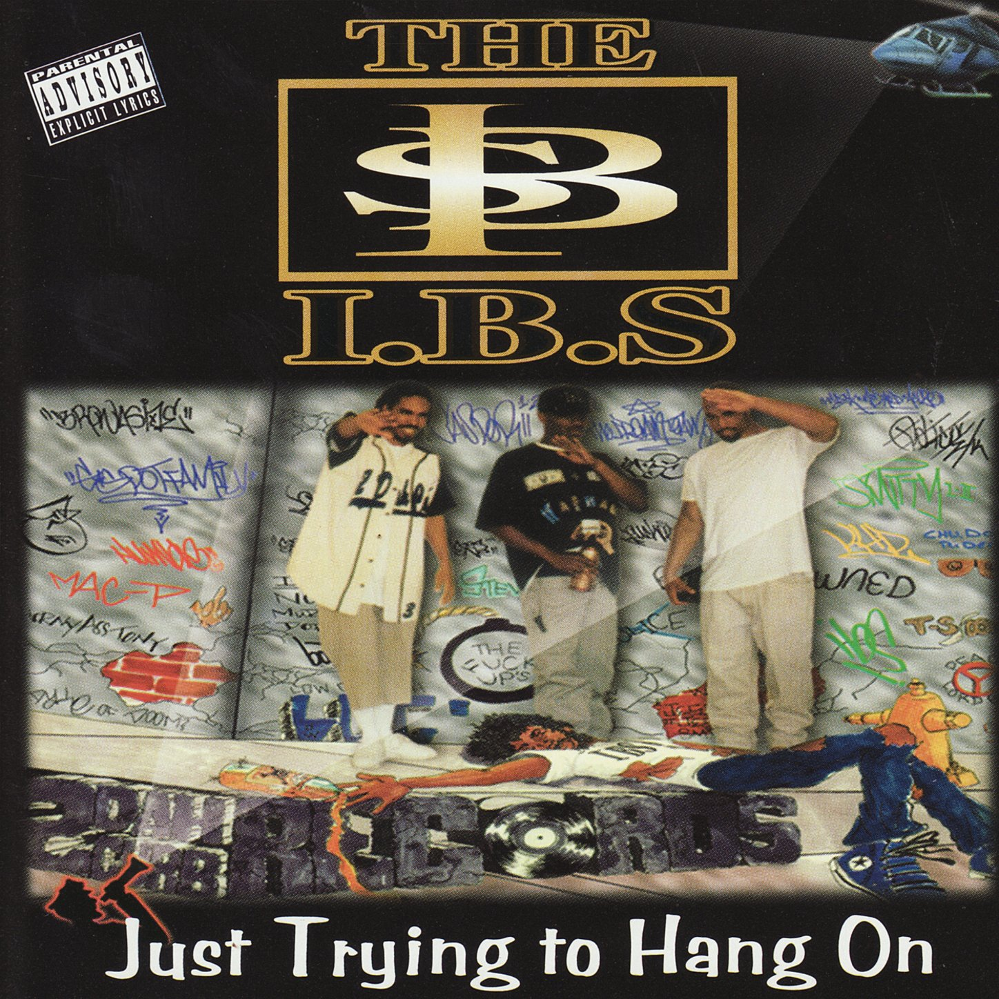 The I.B.S. - Just Trying To Hang On (1997) [FLAC] Download