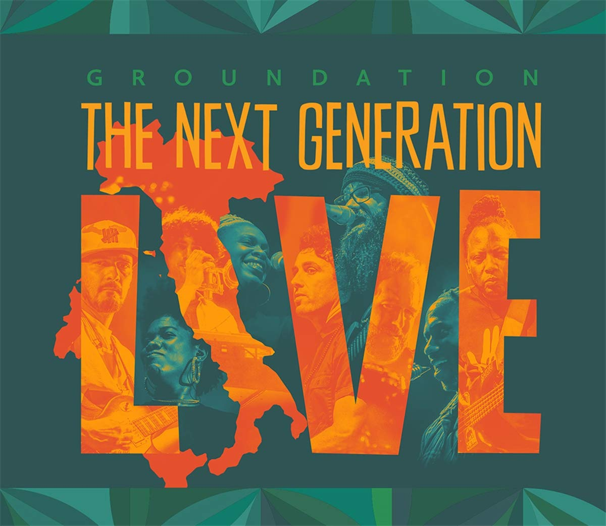 Groundation – The Next Generation Live (2020) [FLAC]
