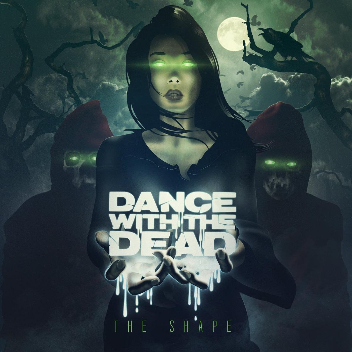 DANCE WITH THE DEAD – THE SHAPE WEB (2016) [FLAC]