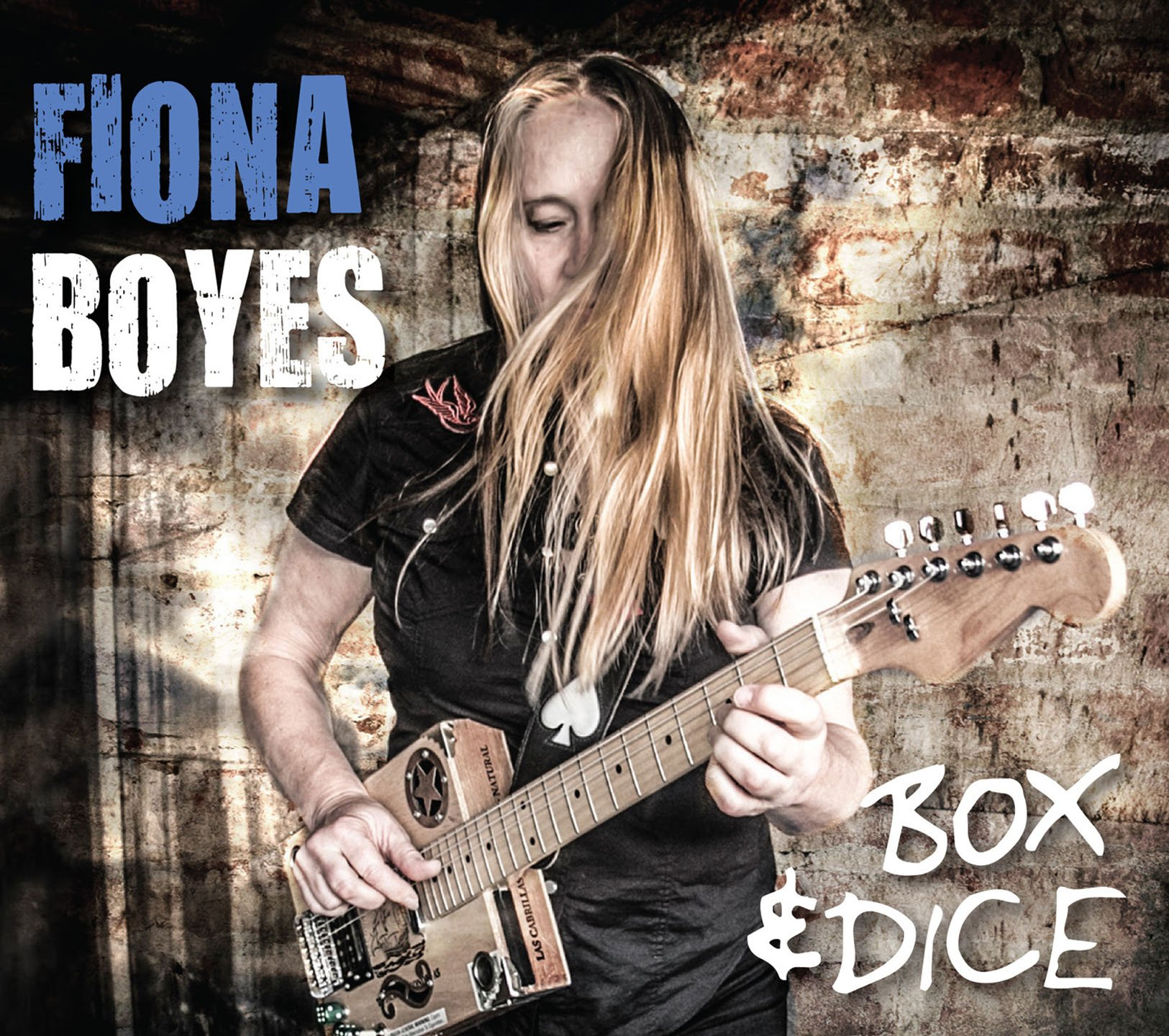 Fiona Boyes - Box & Dice (2015) [FLAC] Download