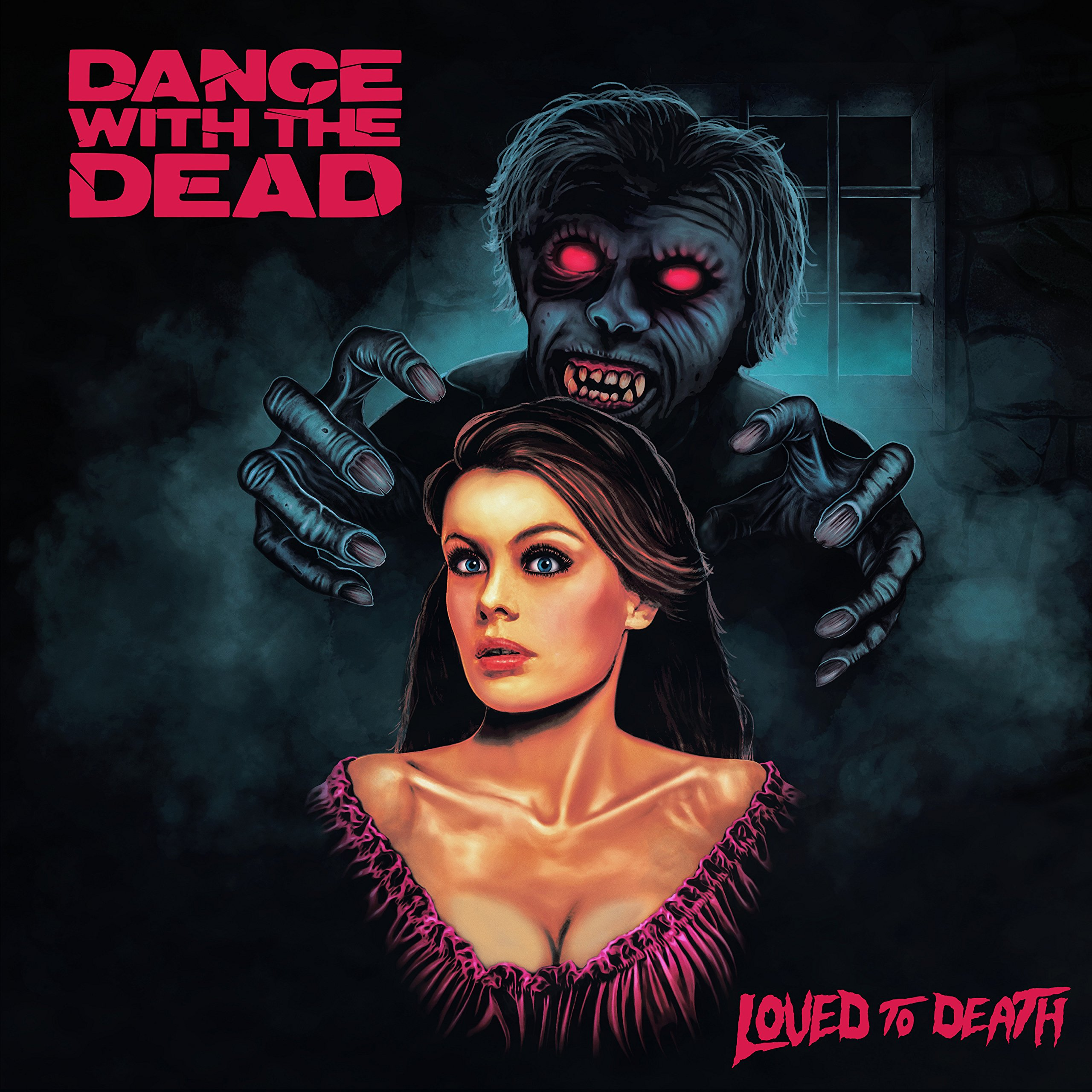 DANCE WITH THE DEAD – Loved to Death WEB (2018) [FLAC]