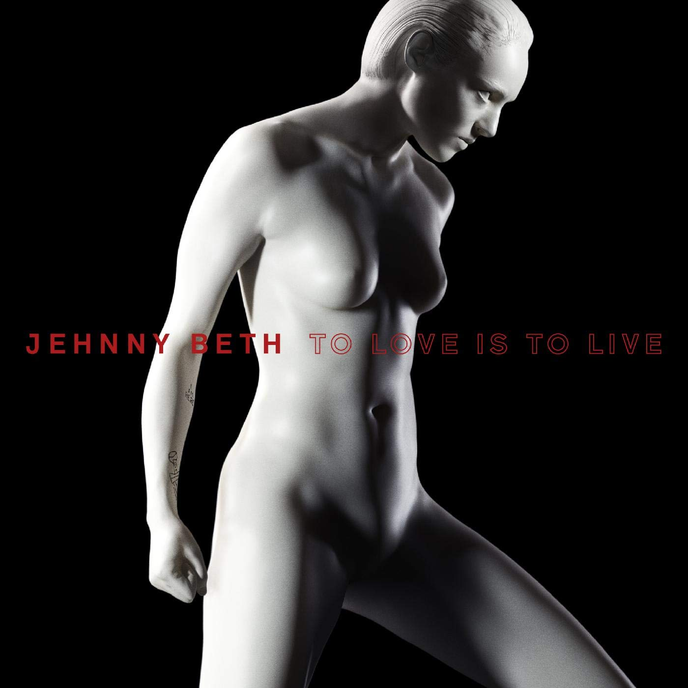 Jehnny Beth - To Love Is To Live (2020) [FLAC] Download