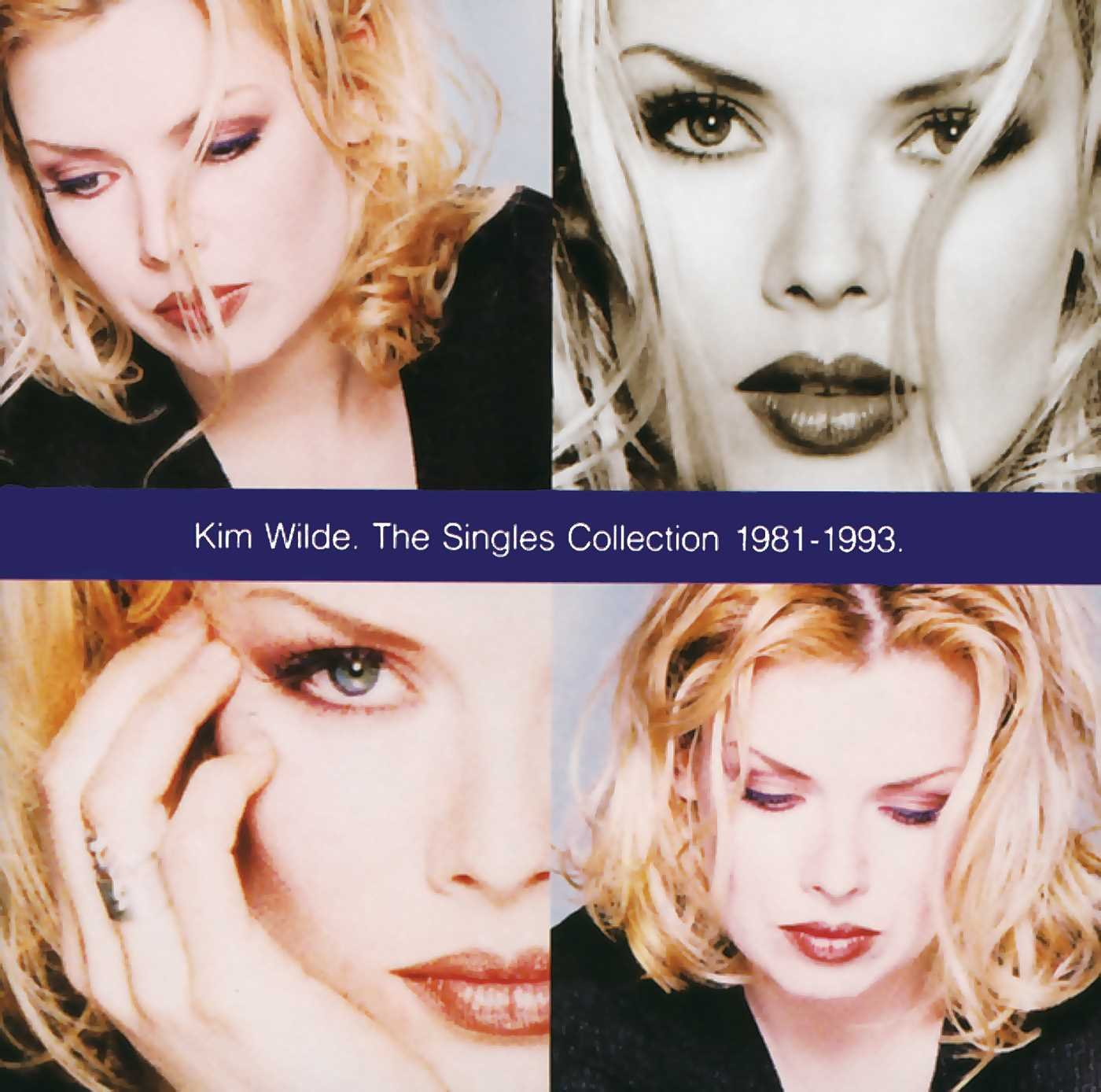 Kim Wilde - The Singles Collection 1981-1993 (1993) [FLAC] Download