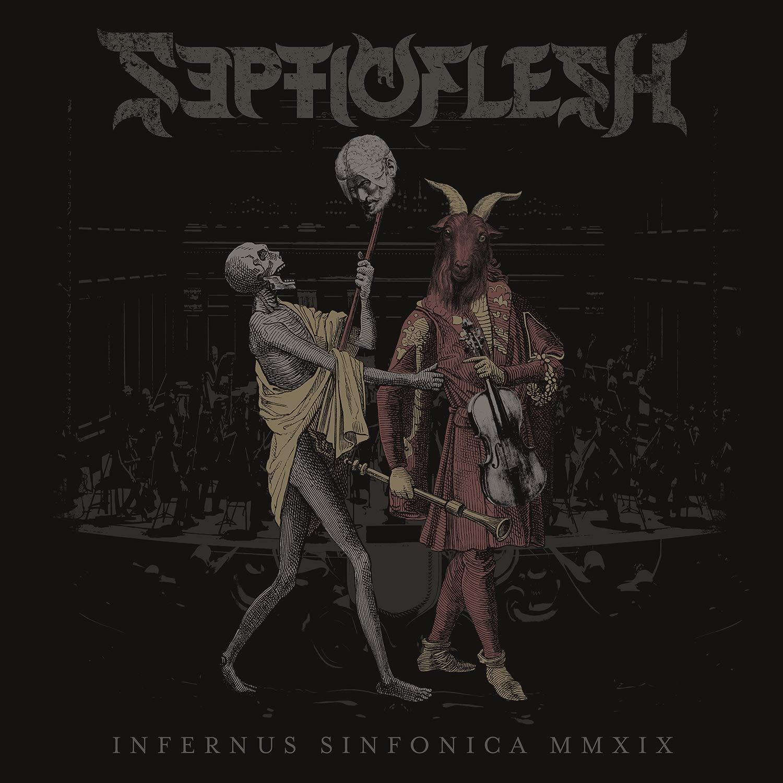 Septicflesh – Infernus Sinfonica MMXIX (2020) [FLAC]