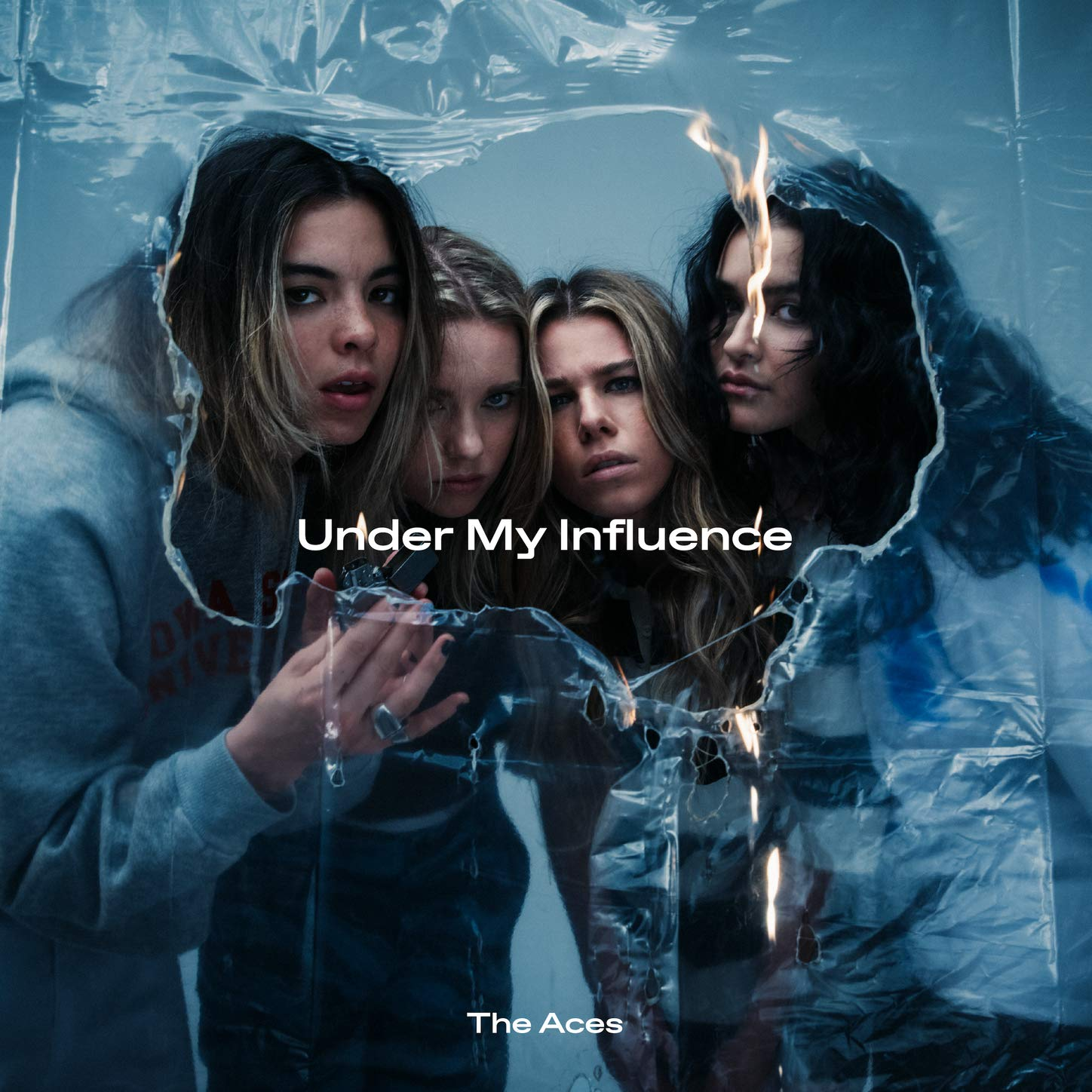 The Aces - Under My Influence (2020) [FLAC] Download