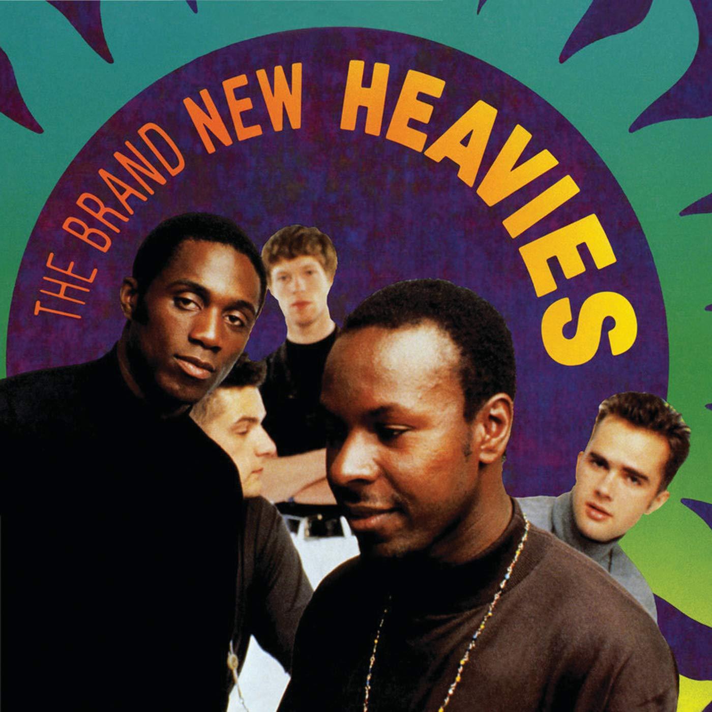 The Brand New Heavies – The Brand New Heavies (1991) [FLAC]