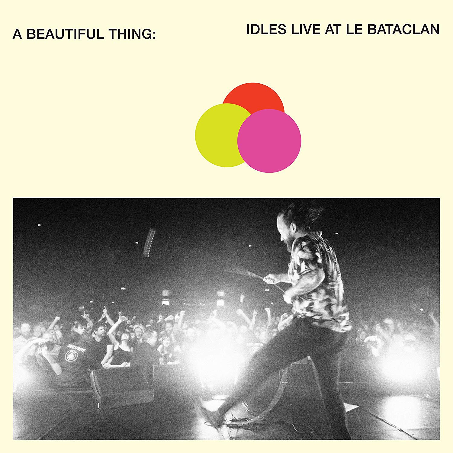 IDLES - A Beautiful Thing - Idles Live At Le Bataclan (2019) [FLAC] Download