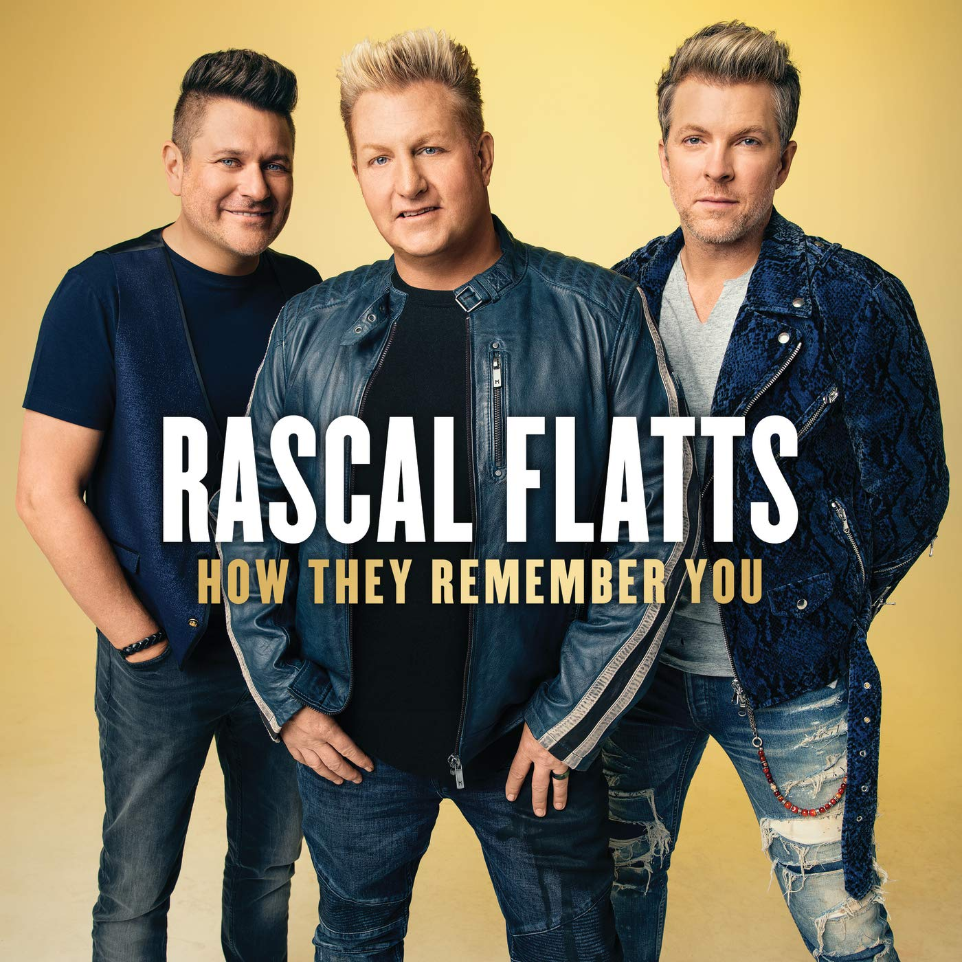 Rascal Flatts – How They Remember You (2020) [FLAC]