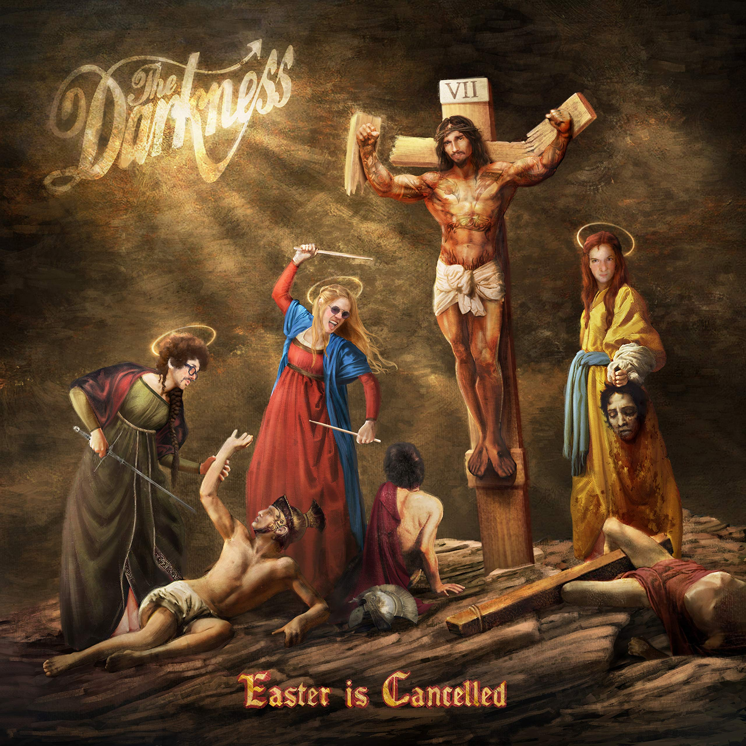 The Darkness - Easter Is Cancelled (2019) [FLAC] Download