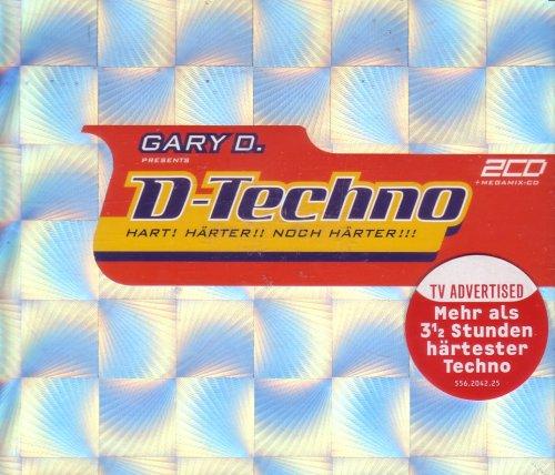 VA - Gary D. presents D-Techno (2000) [FLAC] Download
