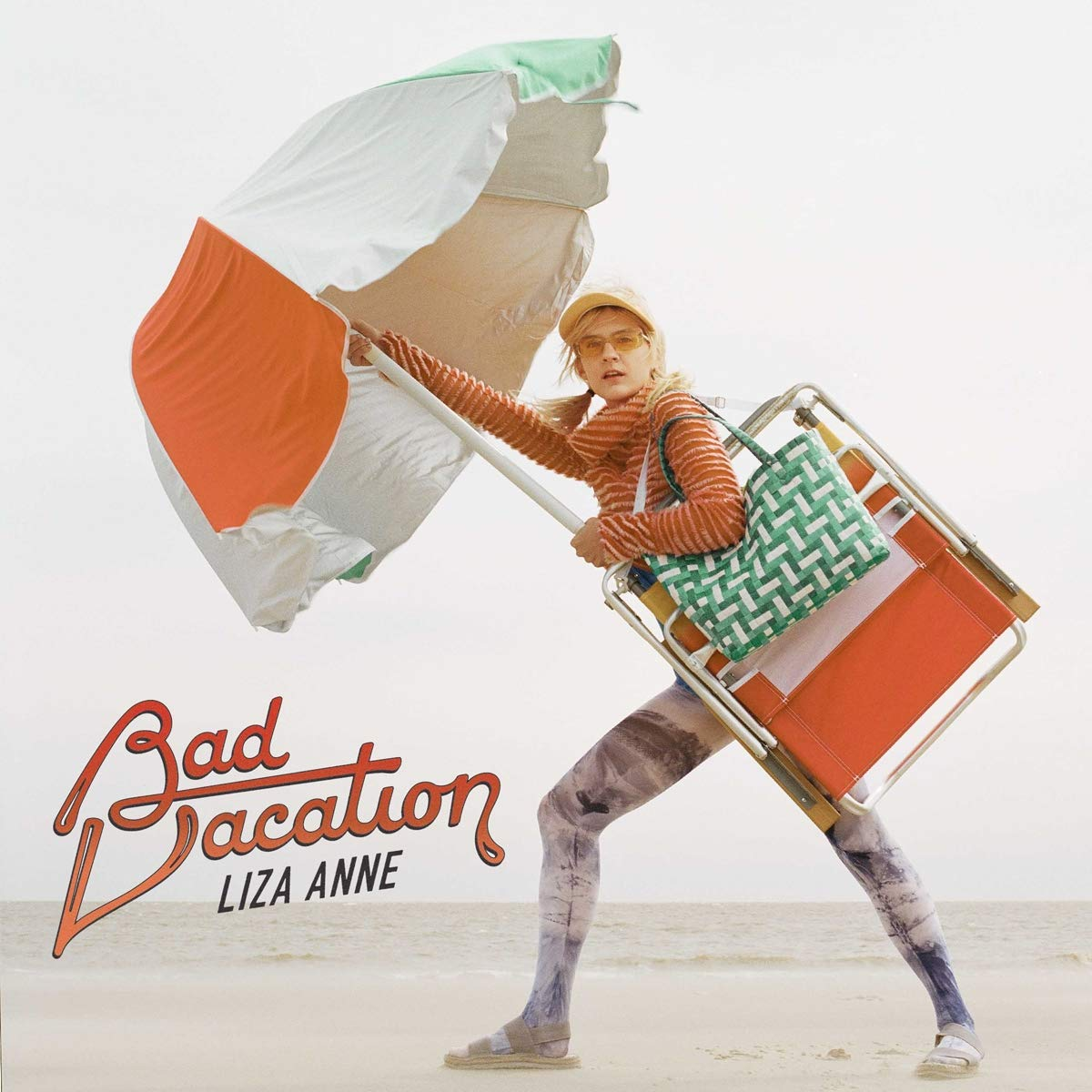 Liza Anne - Bad Vacation (2020) [FLAC] Download