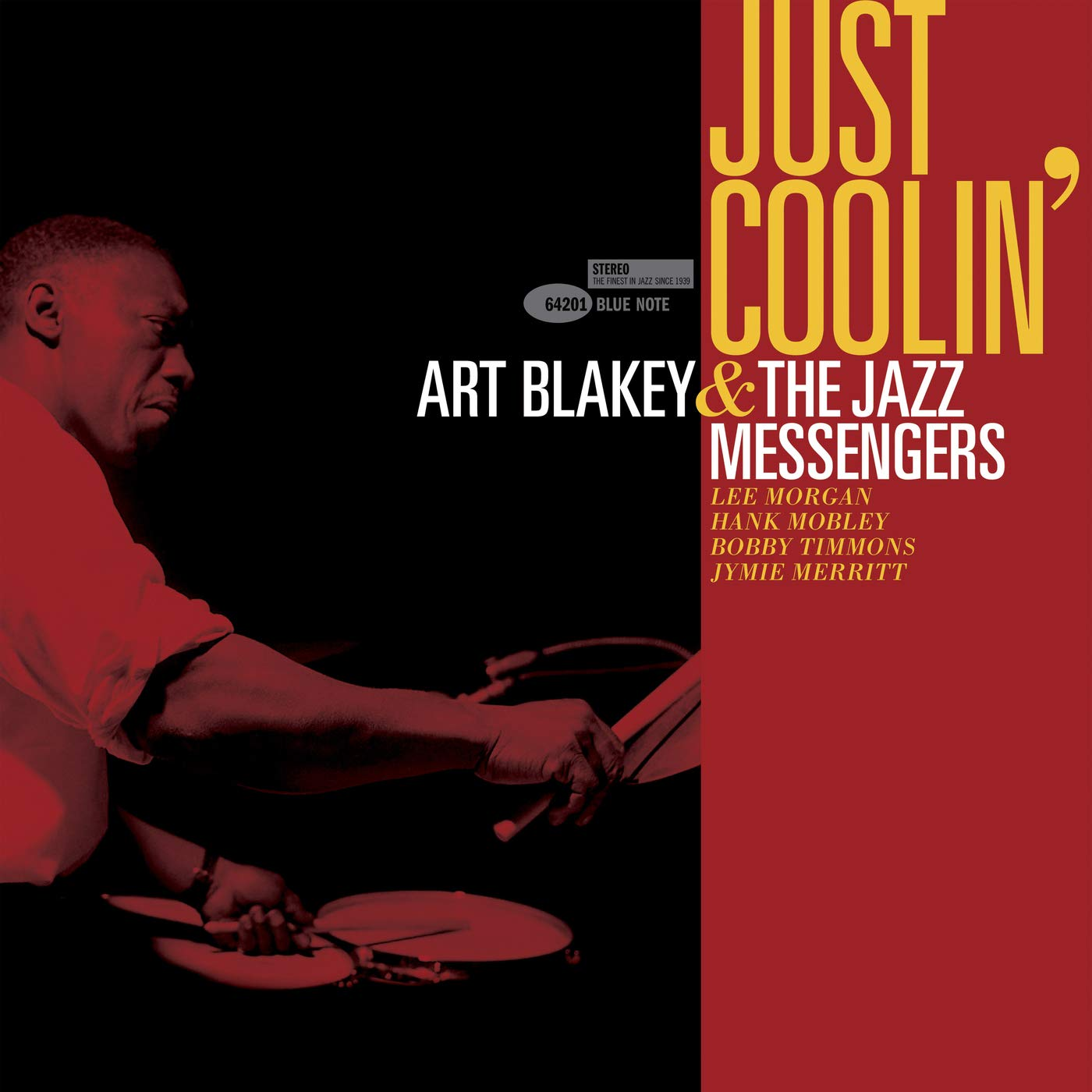 Art Blakey & The Jazz Messengers - Just Coolin' (2020) [FLAC] Download