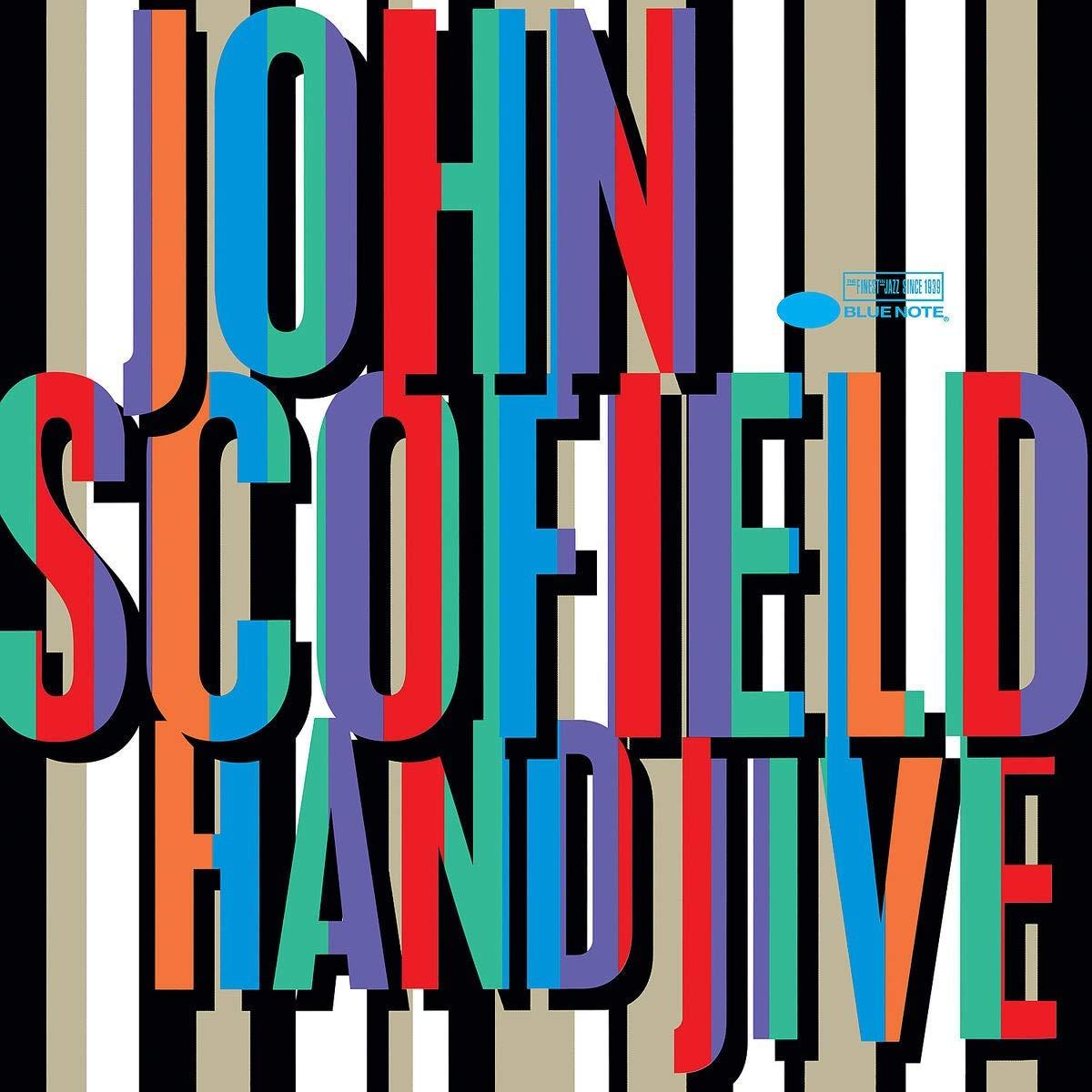 John Scofield - Hand Jive (1994) [FLAC] Download
