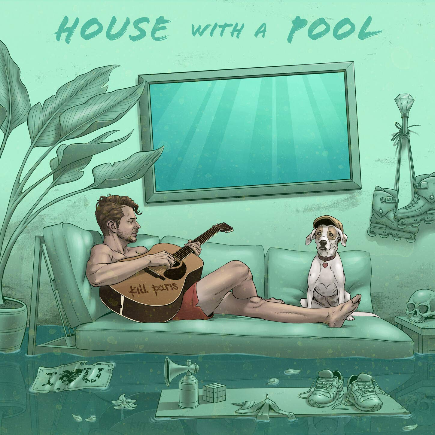 Kill Paris - House With A Pool (2020) [FLAC] Download