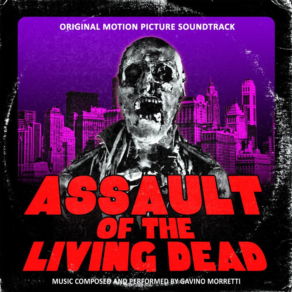 Gavino Morretti - Assault Of The Living Dead WEB (2014) [FLAC] Download