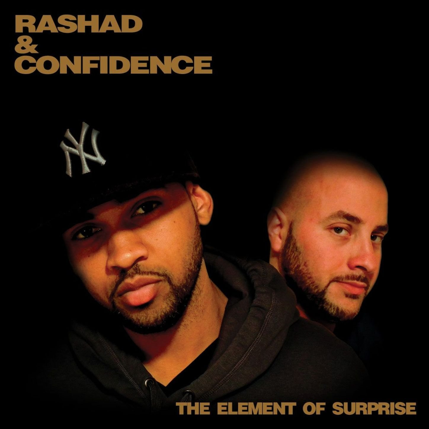 Rashad & Confidence - The Element Of Surprise (2011) [FLAC] Download