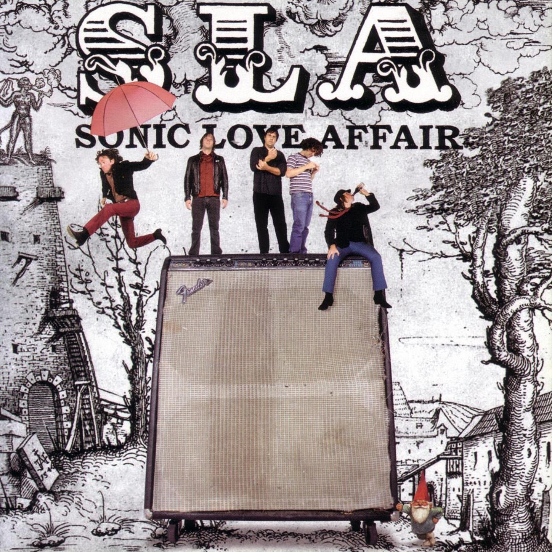 Sonic Love Affair - SLA (2005) [FLAC] Download