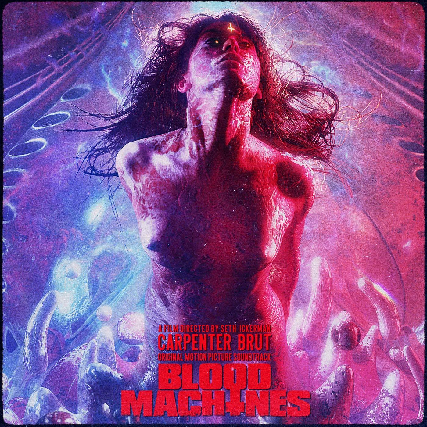 Carpenter Brut - Blood Machines (2020) [FLAC] Download