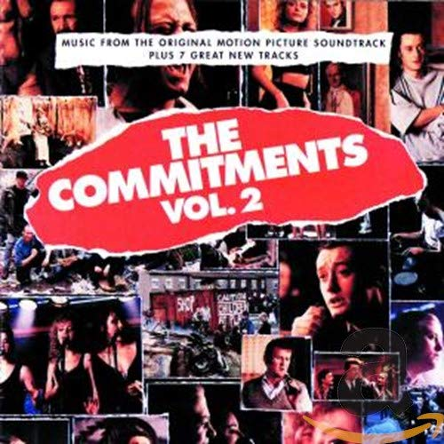 The Commitments - The Commitments Vol. 2 (1992) [FLAC] Download