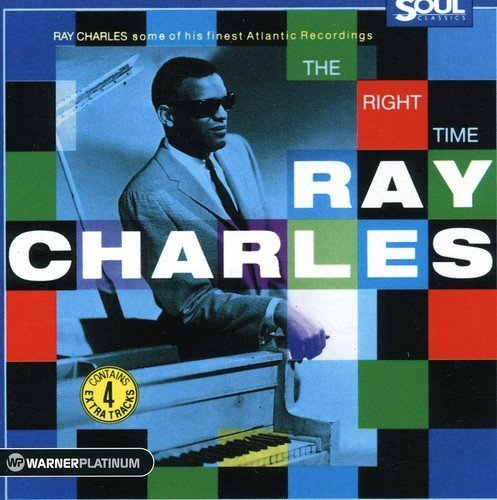 Ray Charles - The Right Time (1987) [FLAC] Download