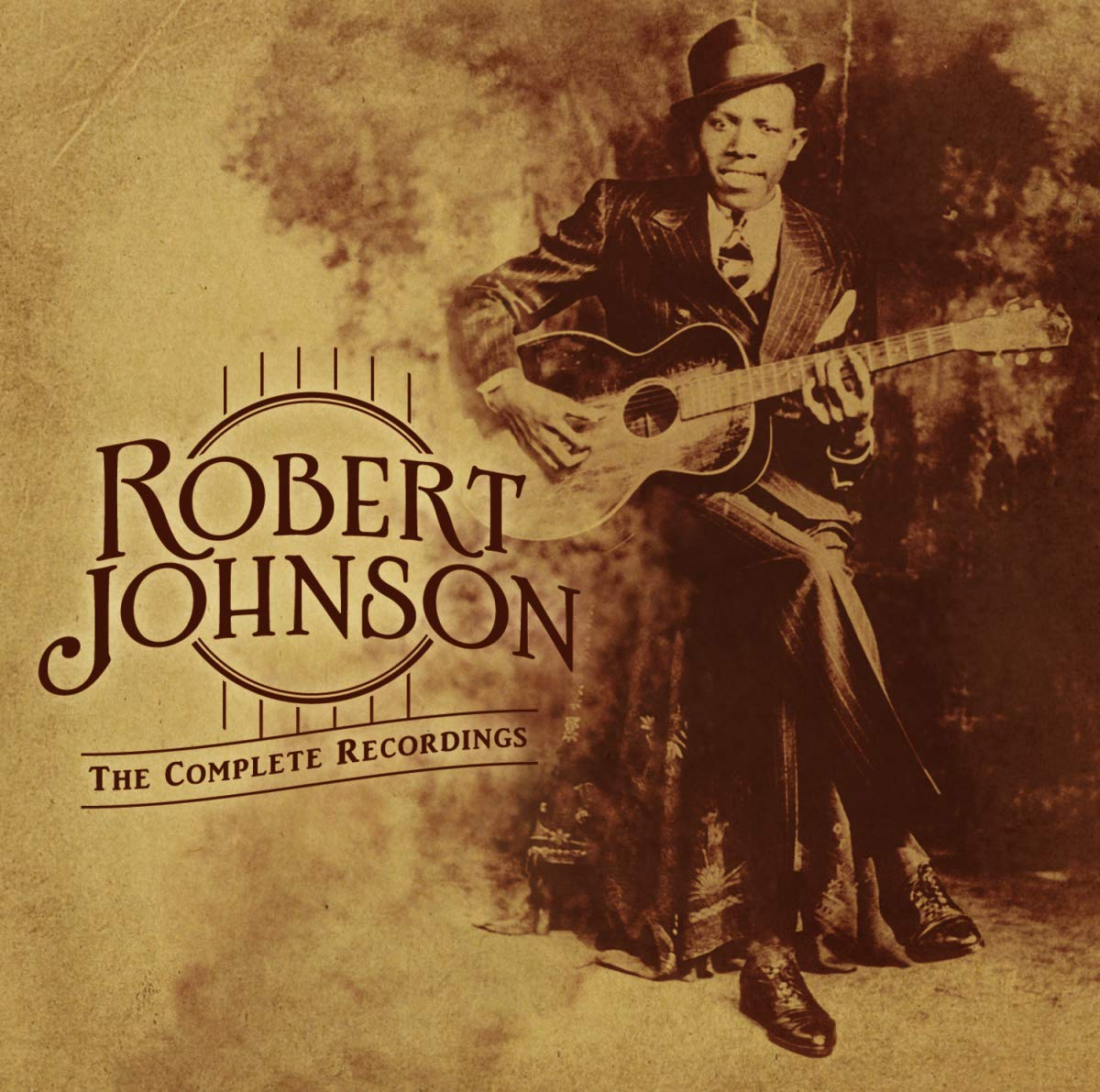 Robert Johnson - The Complete Recordings (1990) [FLAC] Download