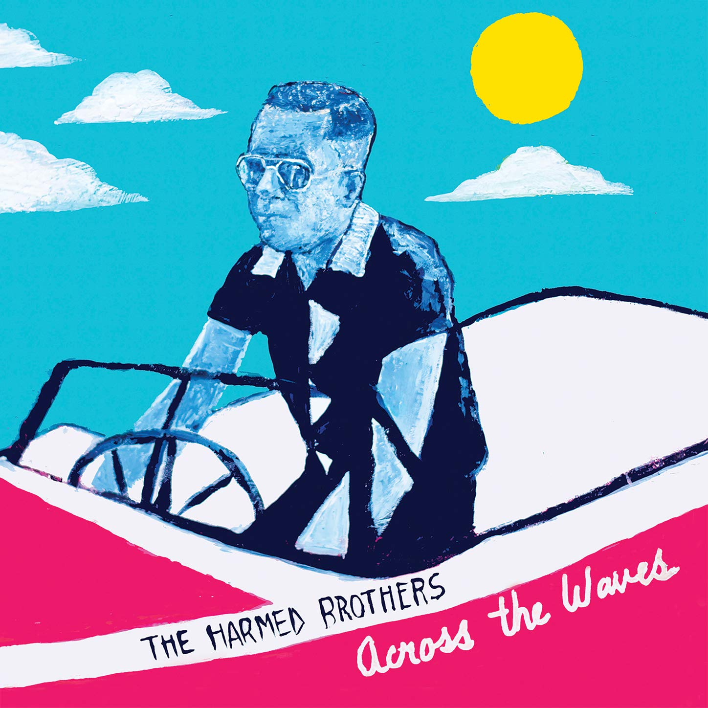 The Harmed Brothers - Across The Waves (2020) [FLAC] Download