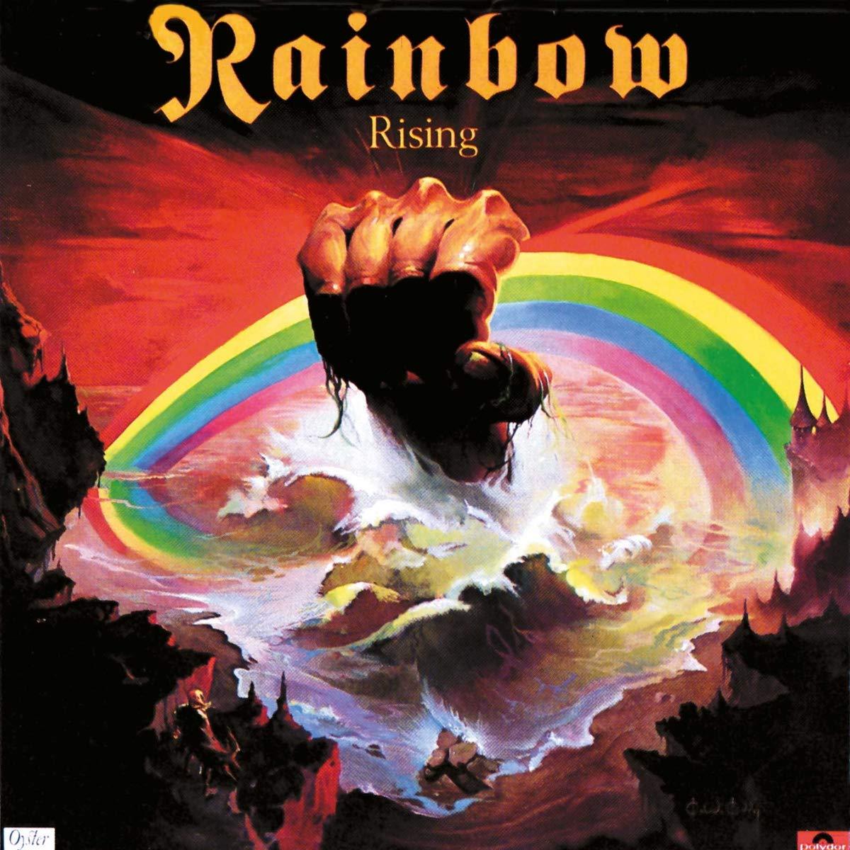Rainbow – Rainbow Rising (1976) [FLAC]