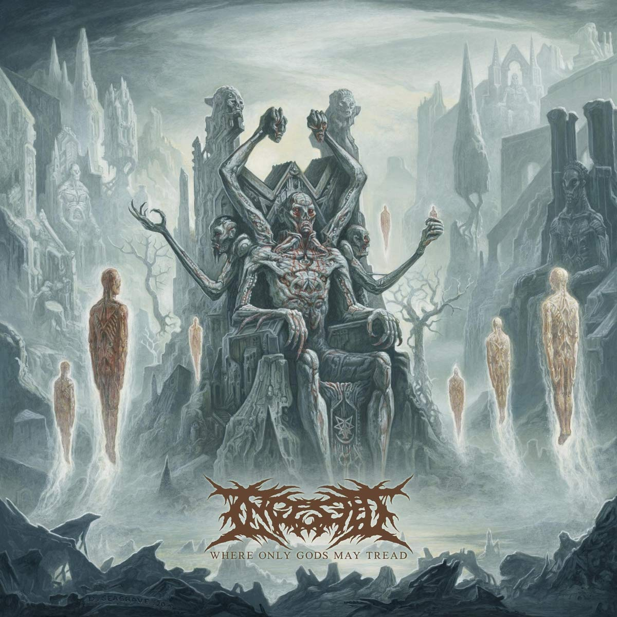 Ingested – Where Only Gods May Tread (2020) [FLAC]