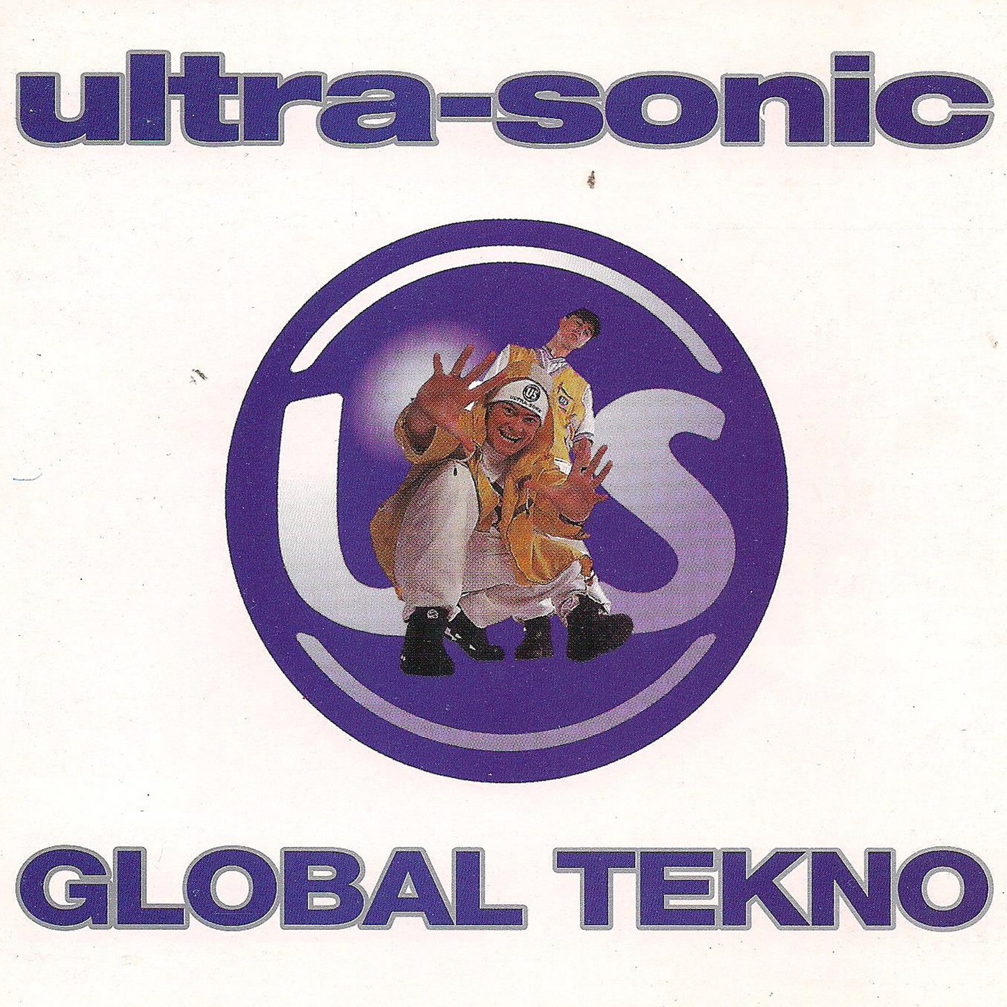 Ultra-Sonic - Global Tekno (1995) [FLAC] Download