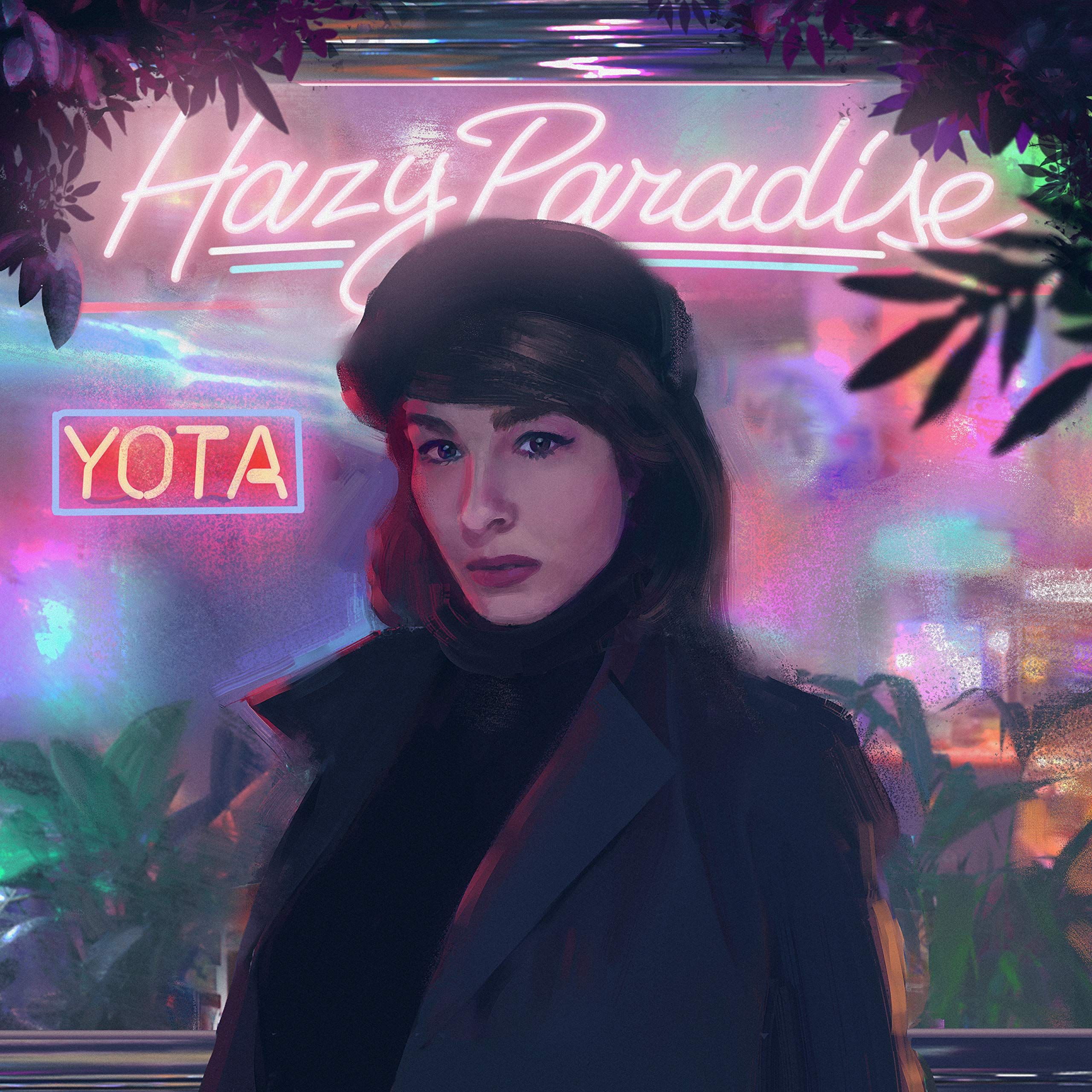 Yota - Hazy Paradise (2020) [FLAC] Download