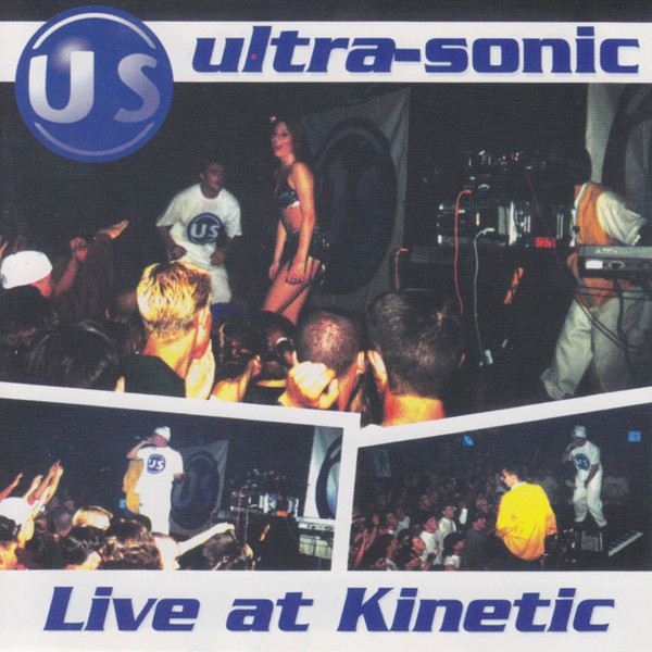 Ultra-Sonic - Live At Kinetic (1996) [FLAC] Download