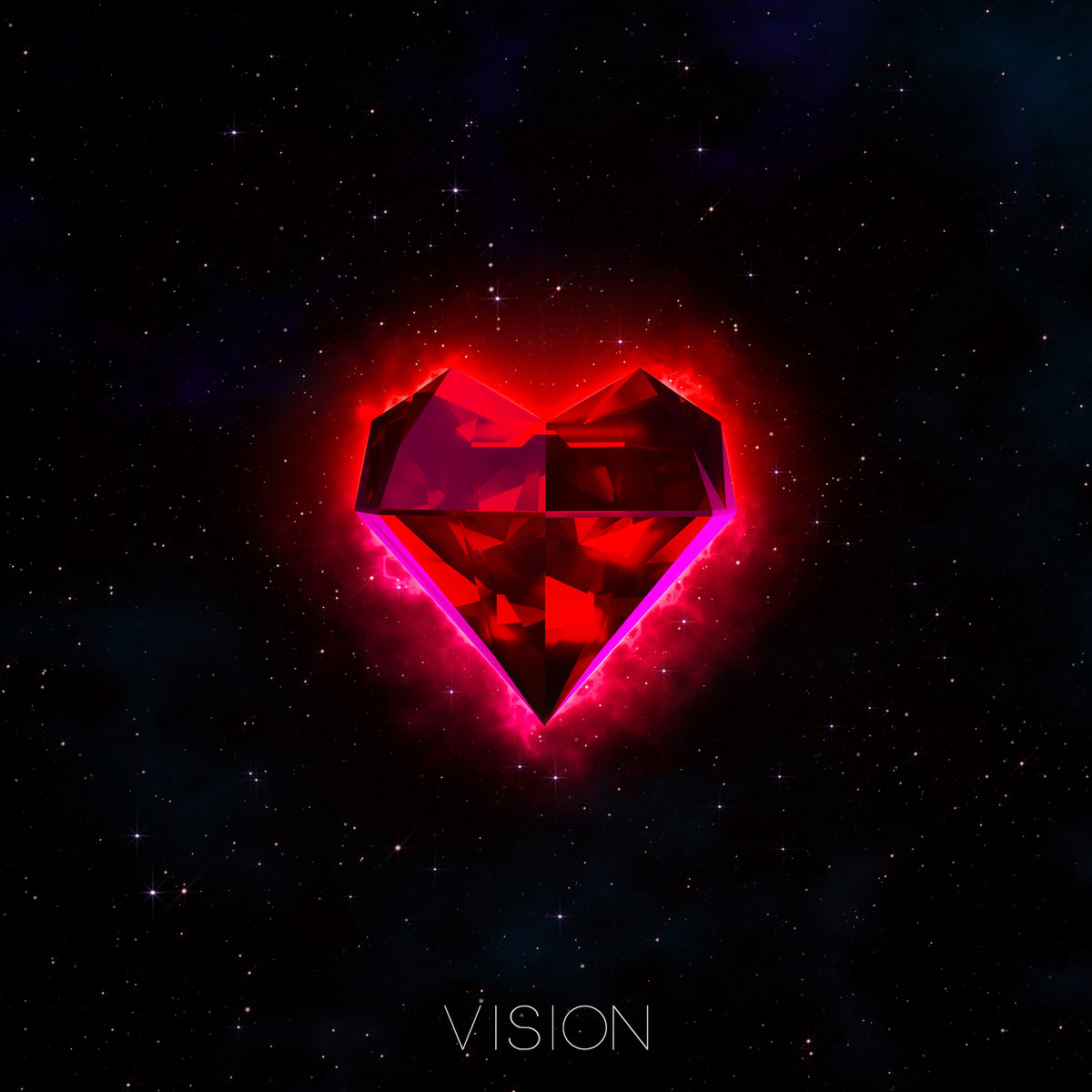 Maximum Love - Vision EP WEB (2017) [FLAC] Download