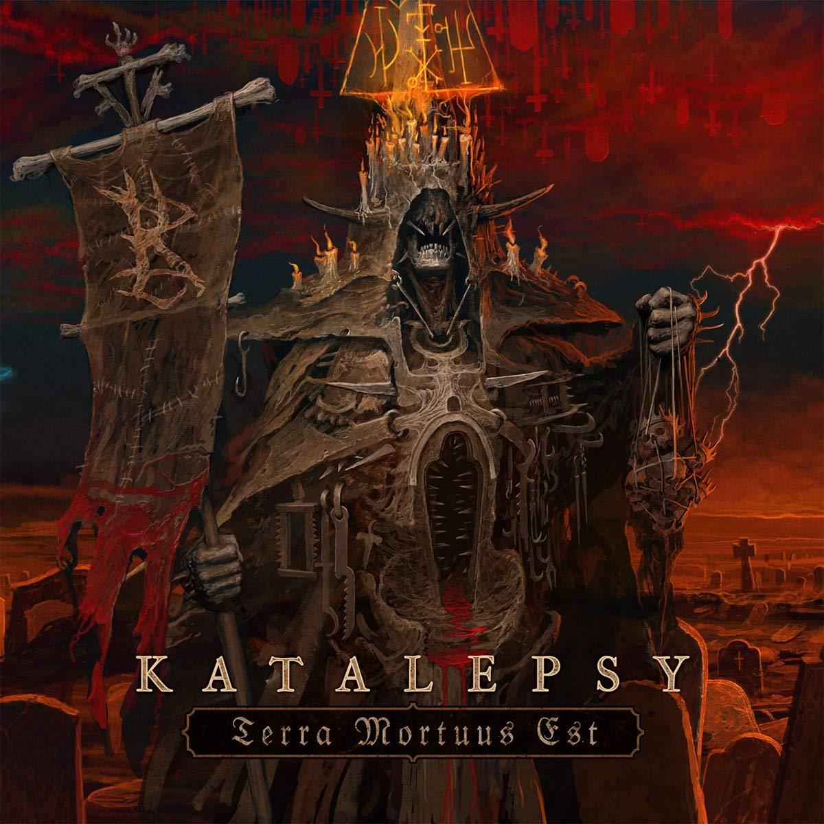 Katalepsy – Terra Mortuus Est (2020) [FLAC]
