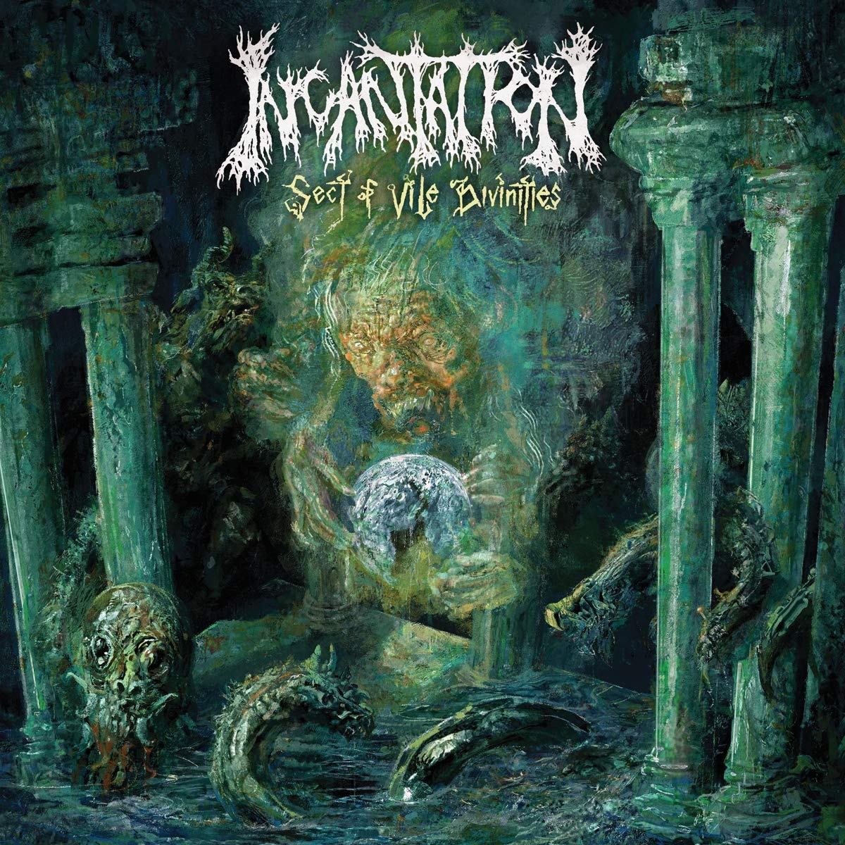 Incantation – Sect of Vile Divinities (2020) [FLAC]