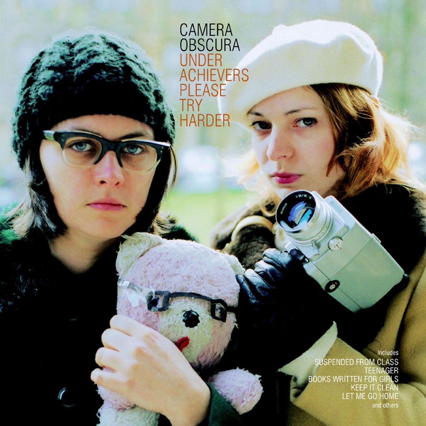 Camera Obscura - Underachievers Please Try Harder (2003) [FLAC] Download