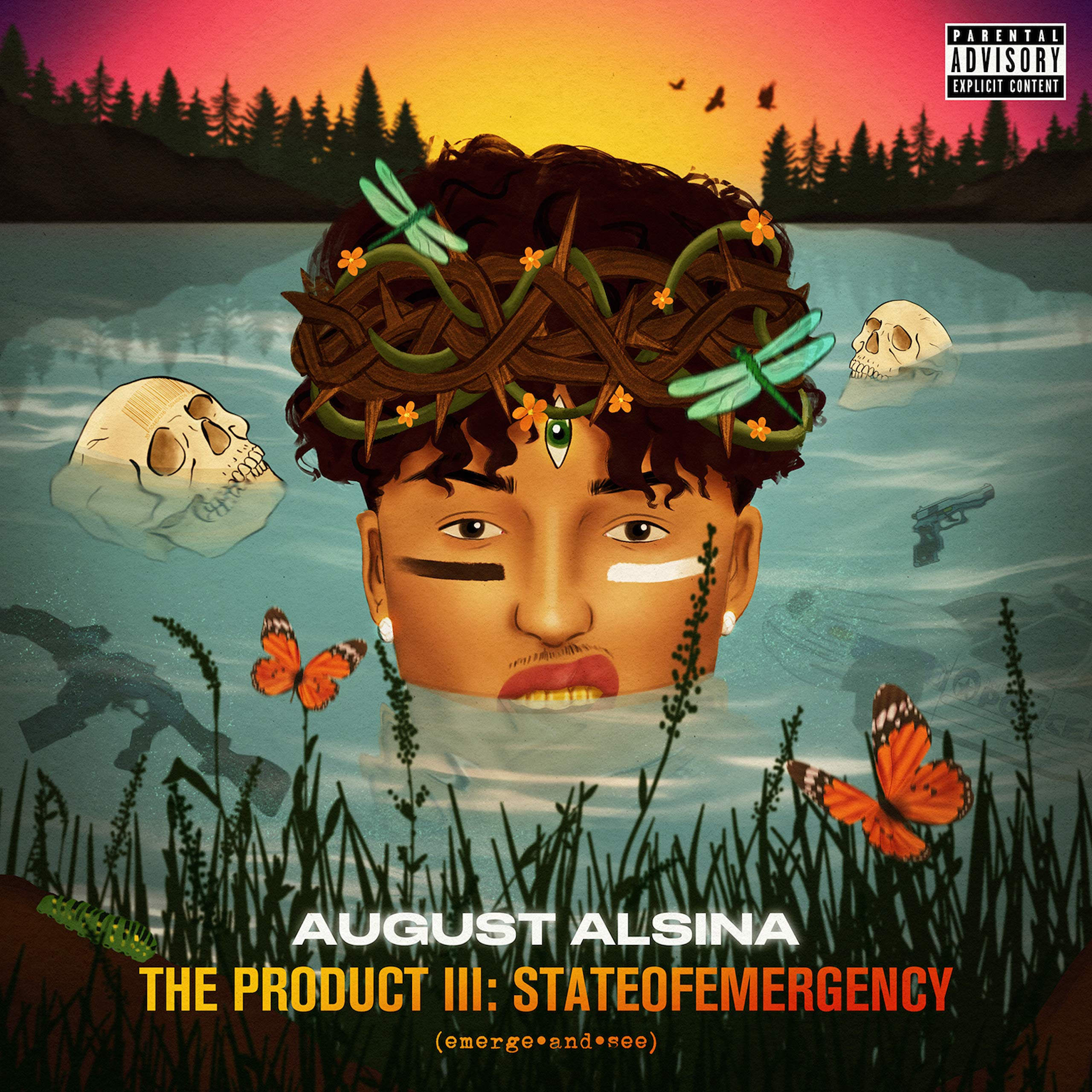 August Alsina – The Product III: stateofEMERGEncy (2020) [FLAC]