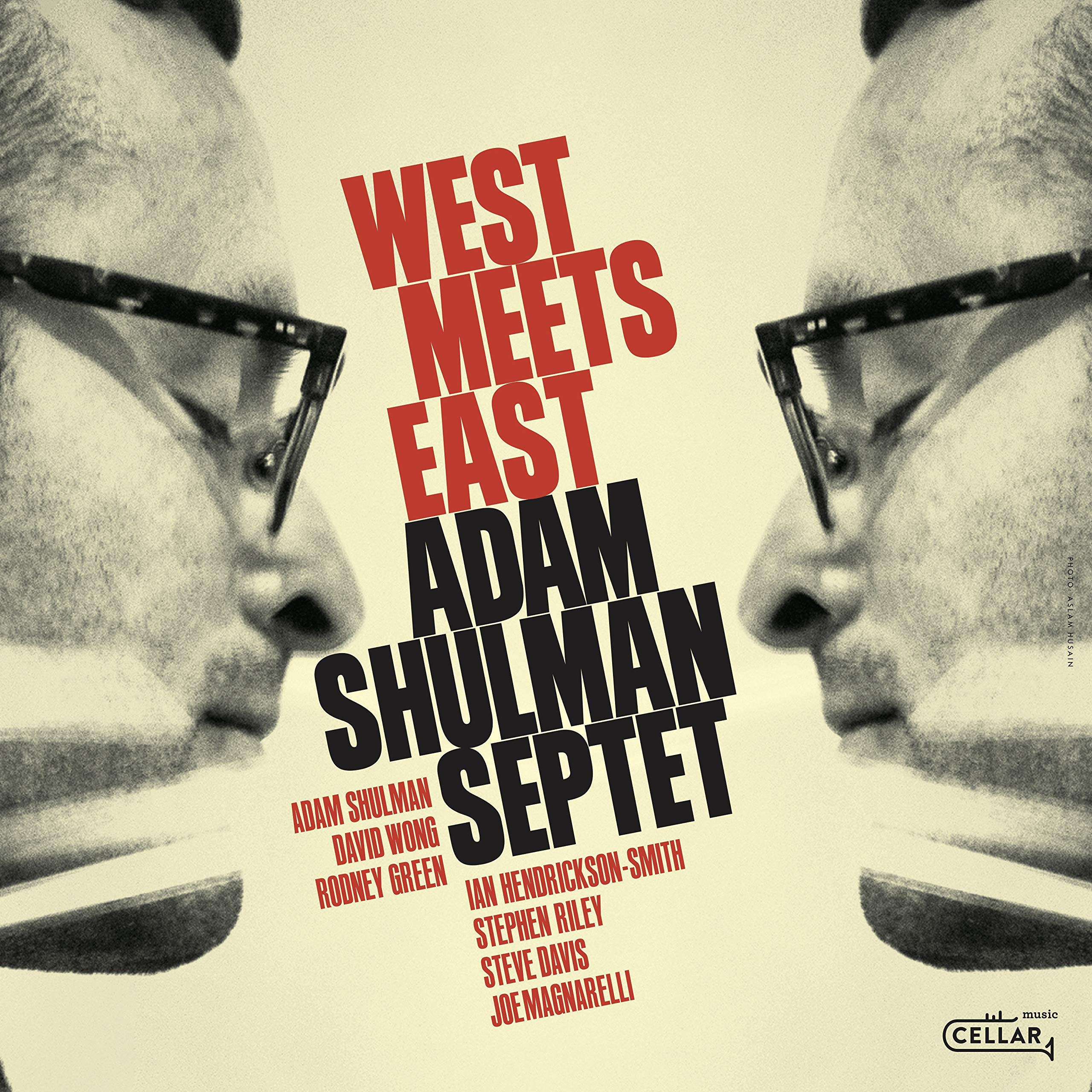 Adam Shulman Septet – West Meets East (2020) [FLAC]