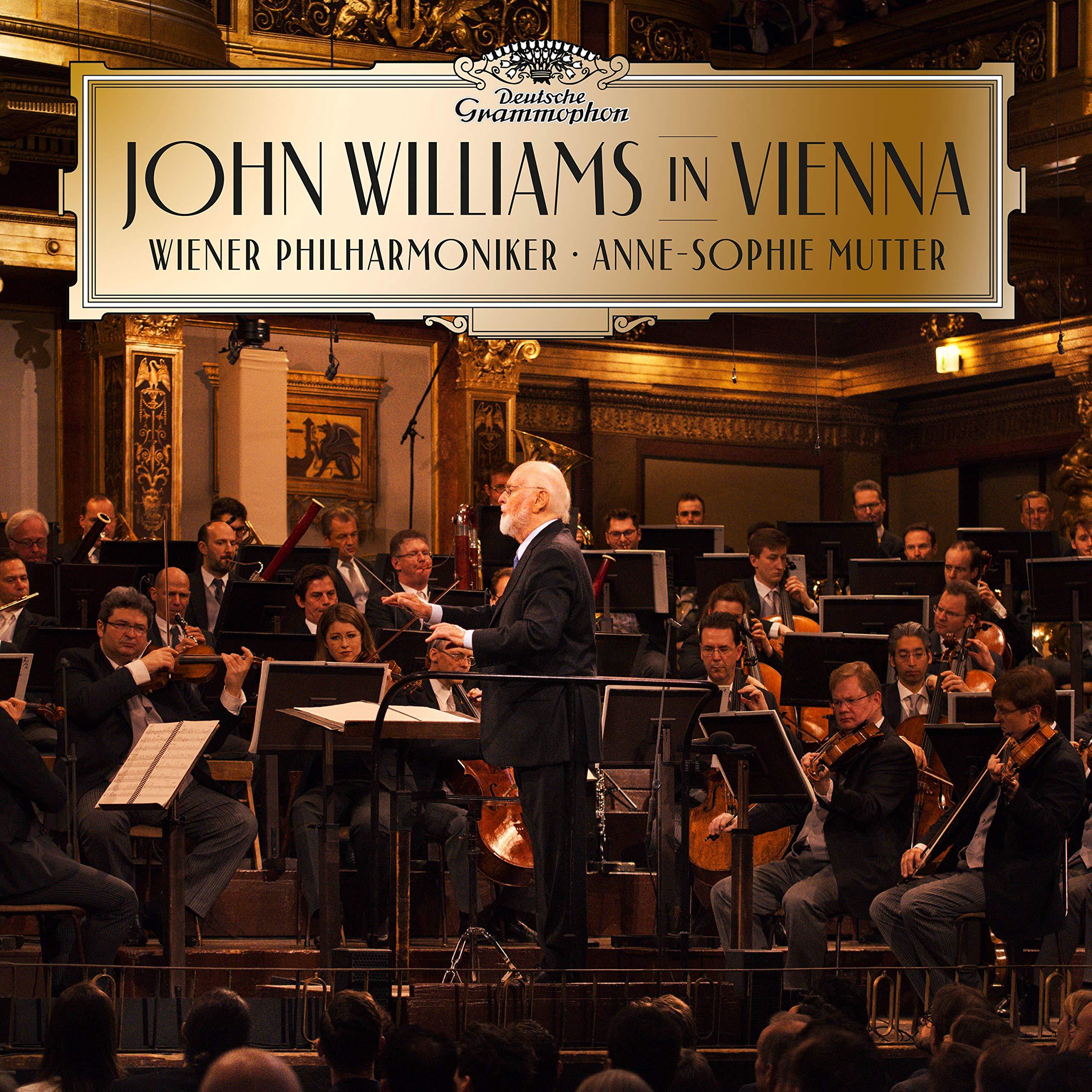 John Williams – Live In Vienna (2020) [FLAC]