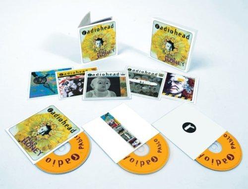 Radiohead - Pablo Honey (2009) [FLAC] Download