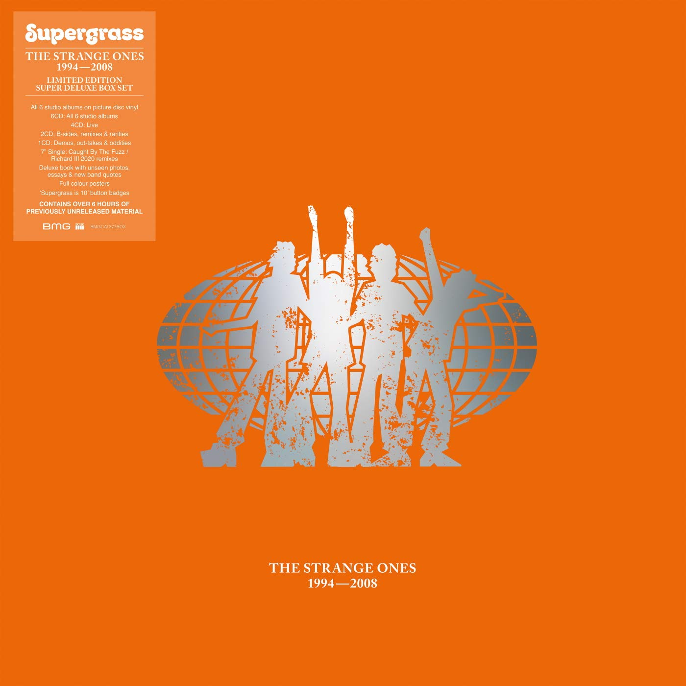 Supergrass - The Strange Ones 1994-2008 (2020) [FLAC] Download