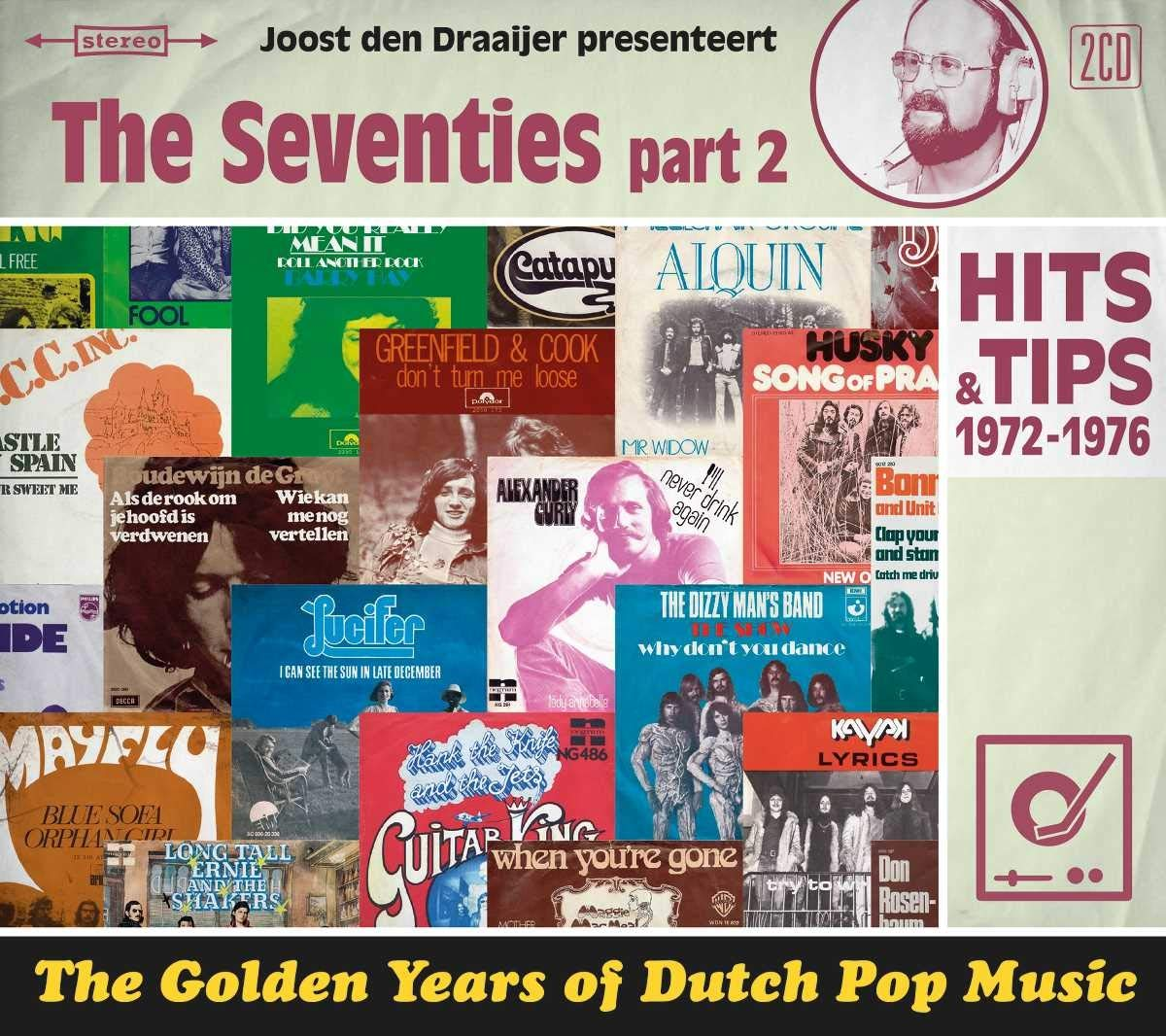 VA - The Golden Years Of Dutch Pop Music  The Seventies Part 2 (2016) [FLAC] Download