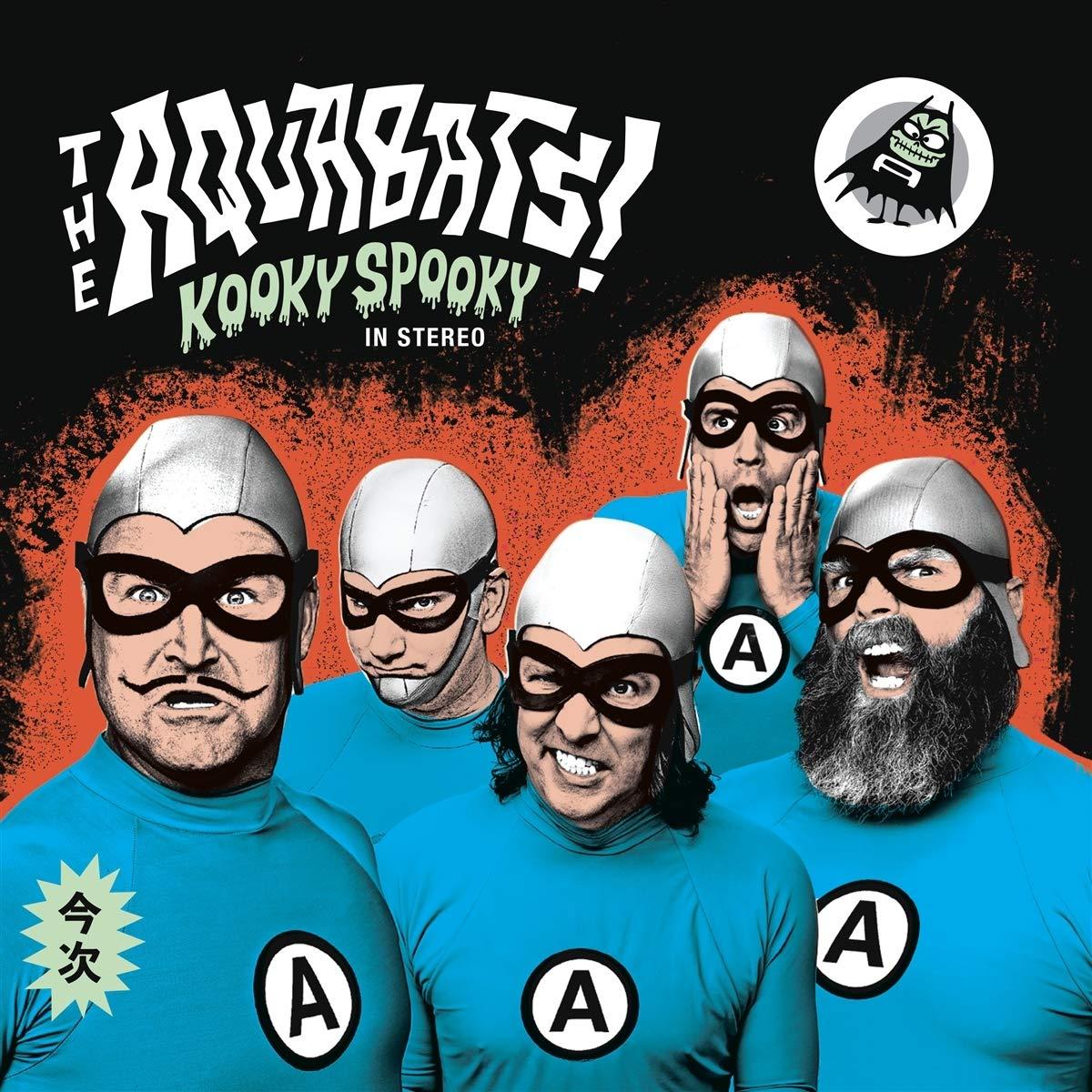 The Aquabats! - Kooky Spooky... in Stereo! WEB (2020) [FLAC] Download