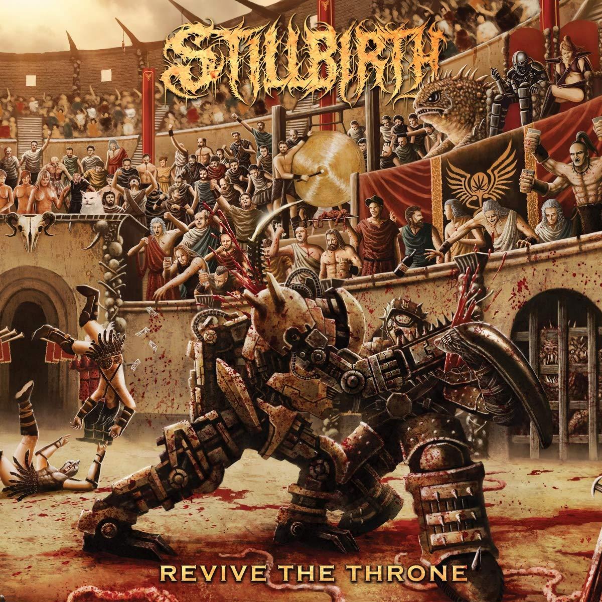 Stillbirth - Revive the Throne (2020) [FLAC] Download