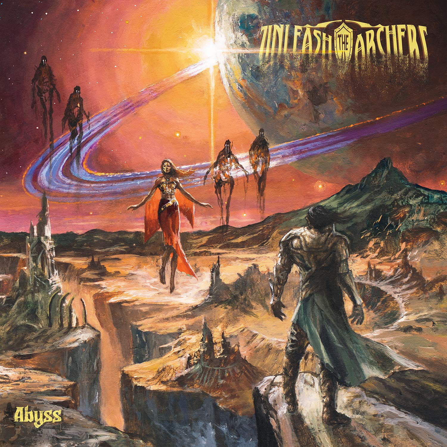 Unleash the Archers - Abyss (2020) [FLAC] Download