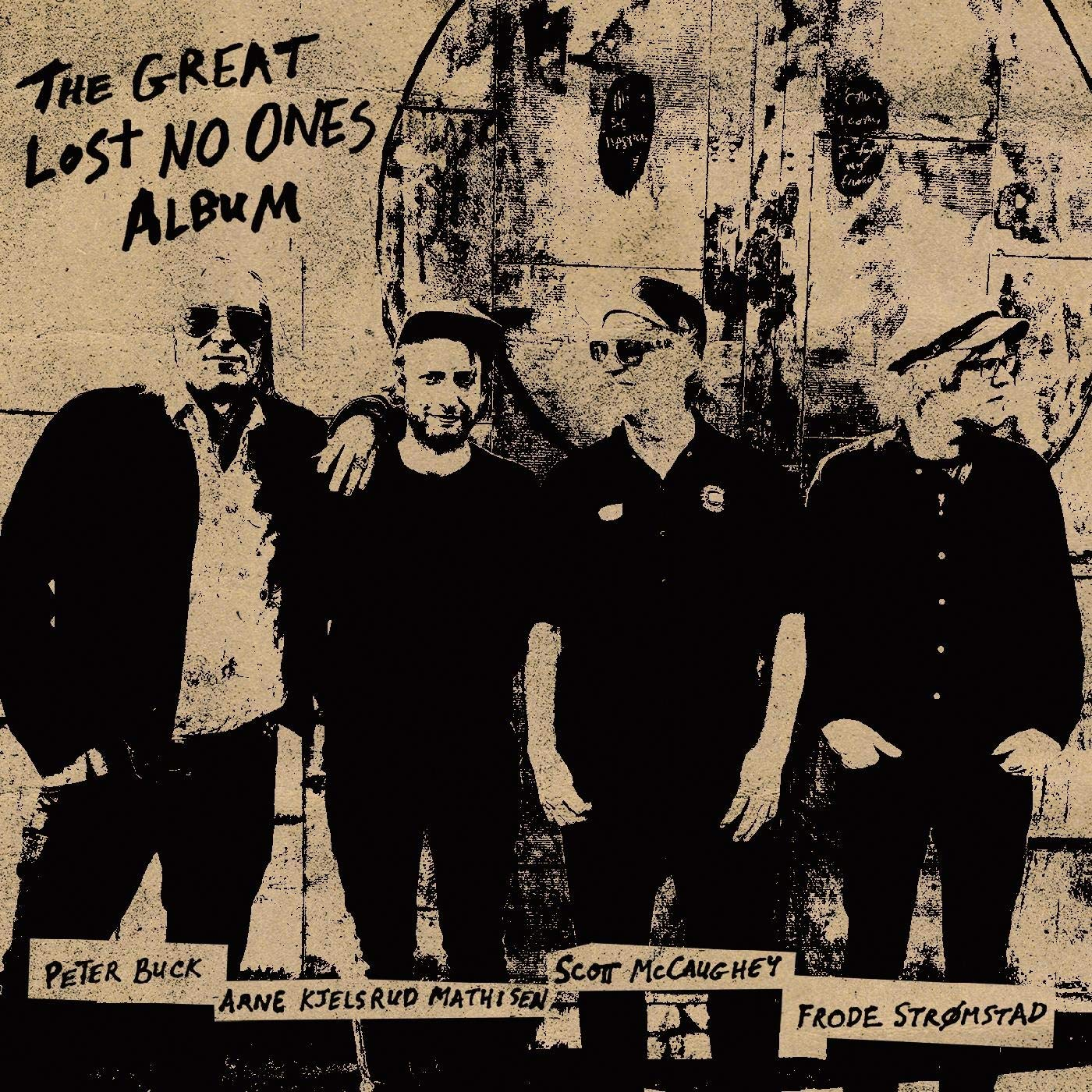 The No Ones - The Great Lost No Ones Album (2020) [FLAC] Download