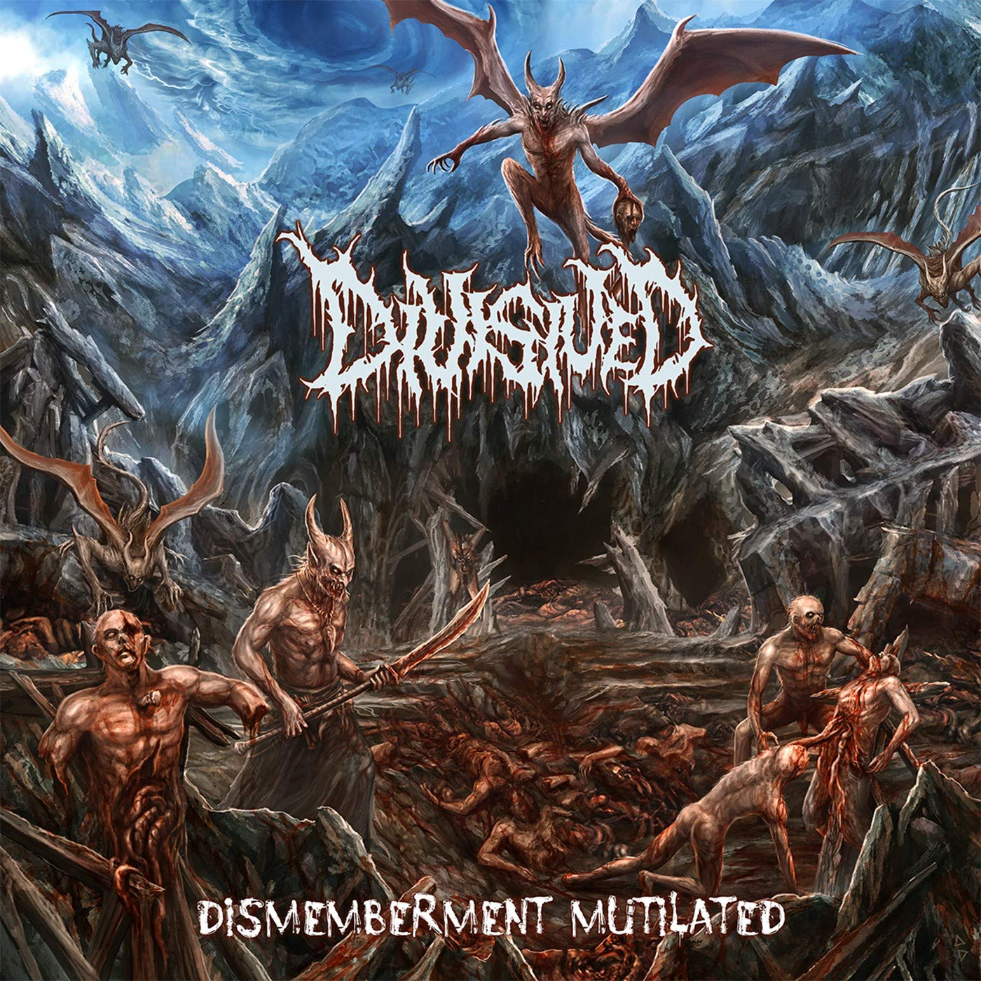 Divisived - Dismemberment Mutilated (2020) [FLAC] Download
