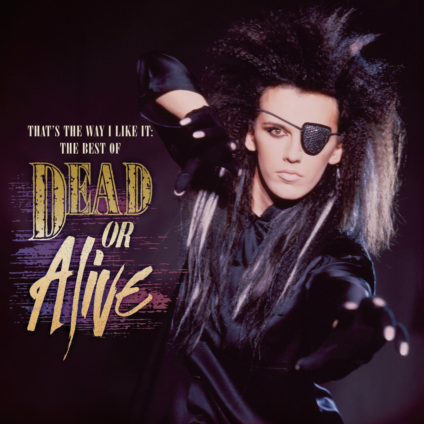 Dead Or Alive – That's the Way I Like It  The Best Of Dead Or Alive (2010) [FLAC]
