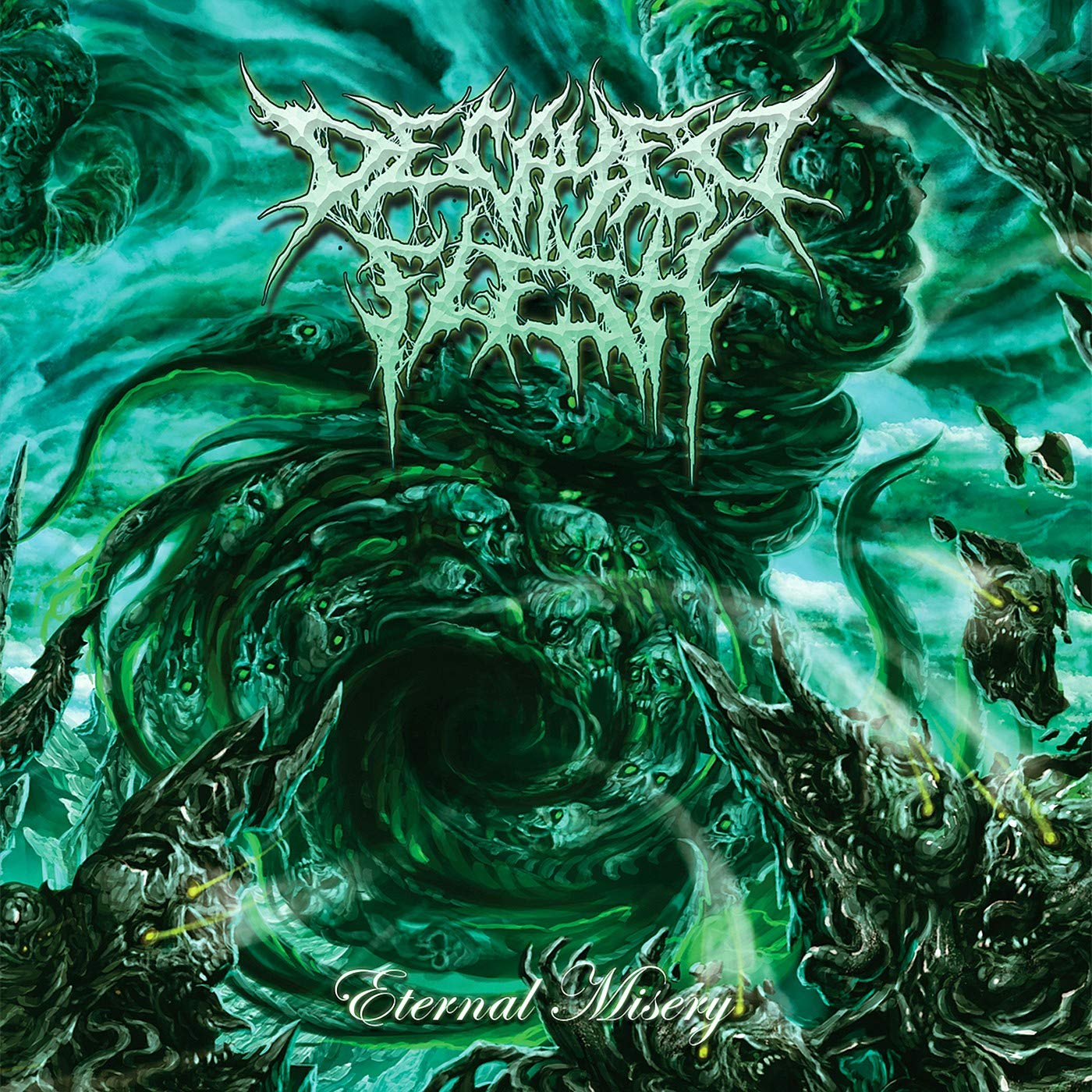 Decayed Flesh - Eternal Misery (2020) [FLAC] Download