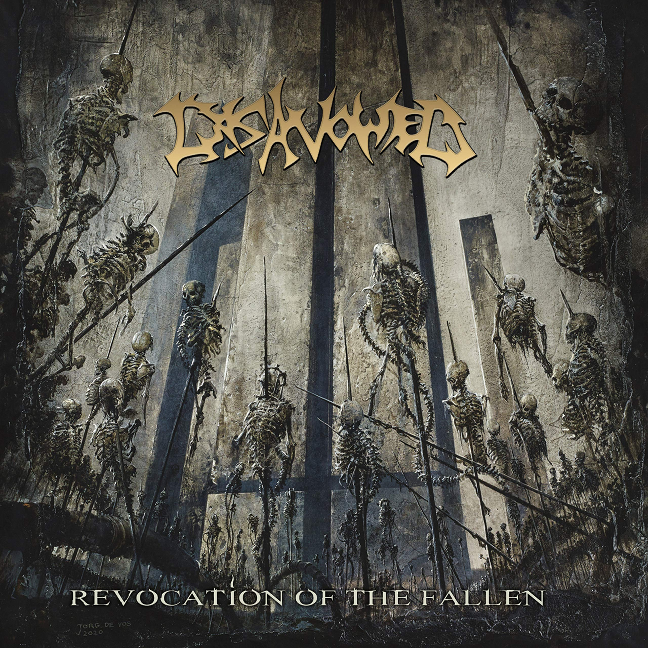 Disavowed - Revocation of the Fallen (2020) [FLAC] Download