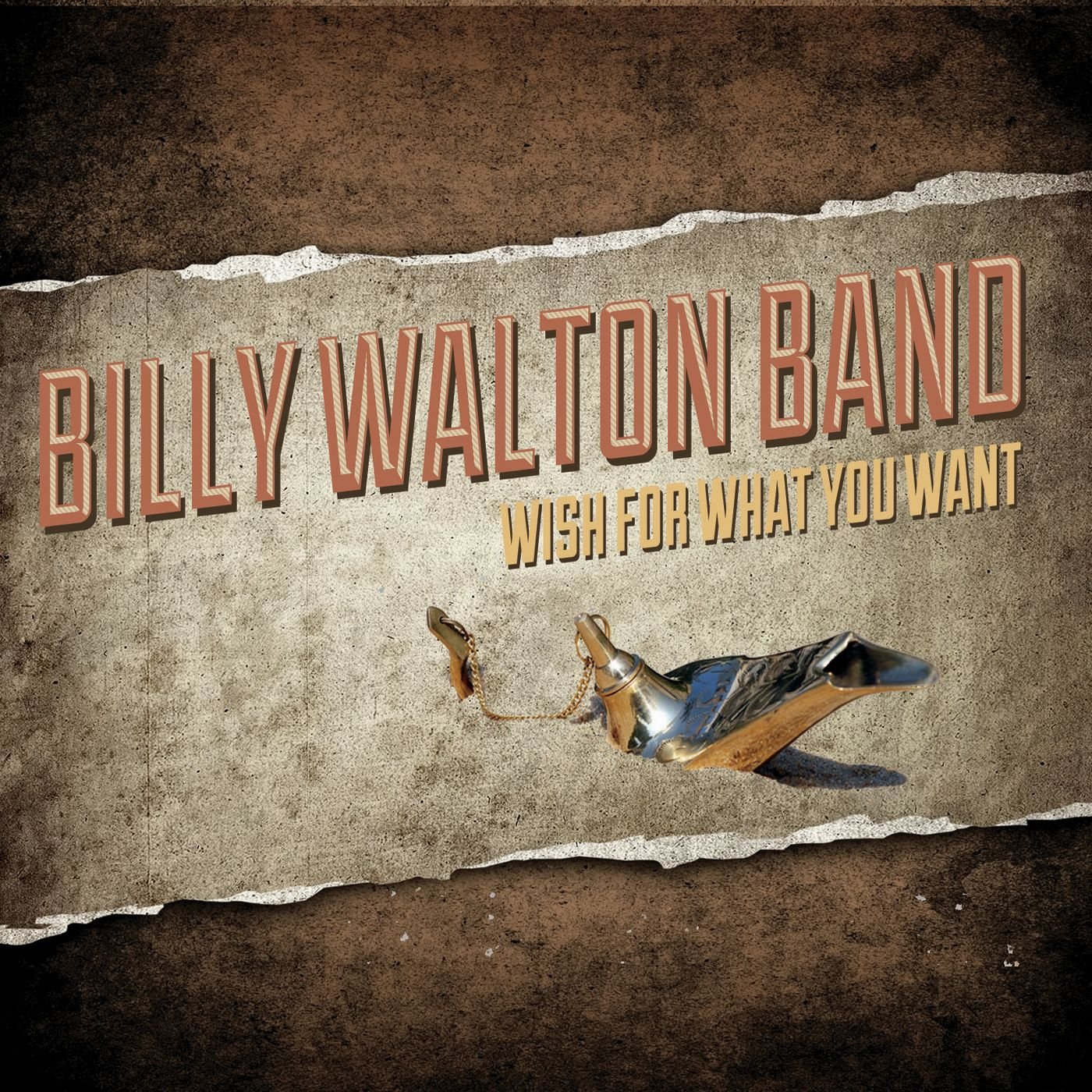 Billy Walton Band - Wish For What You Want (2014) [FLAC] Download
